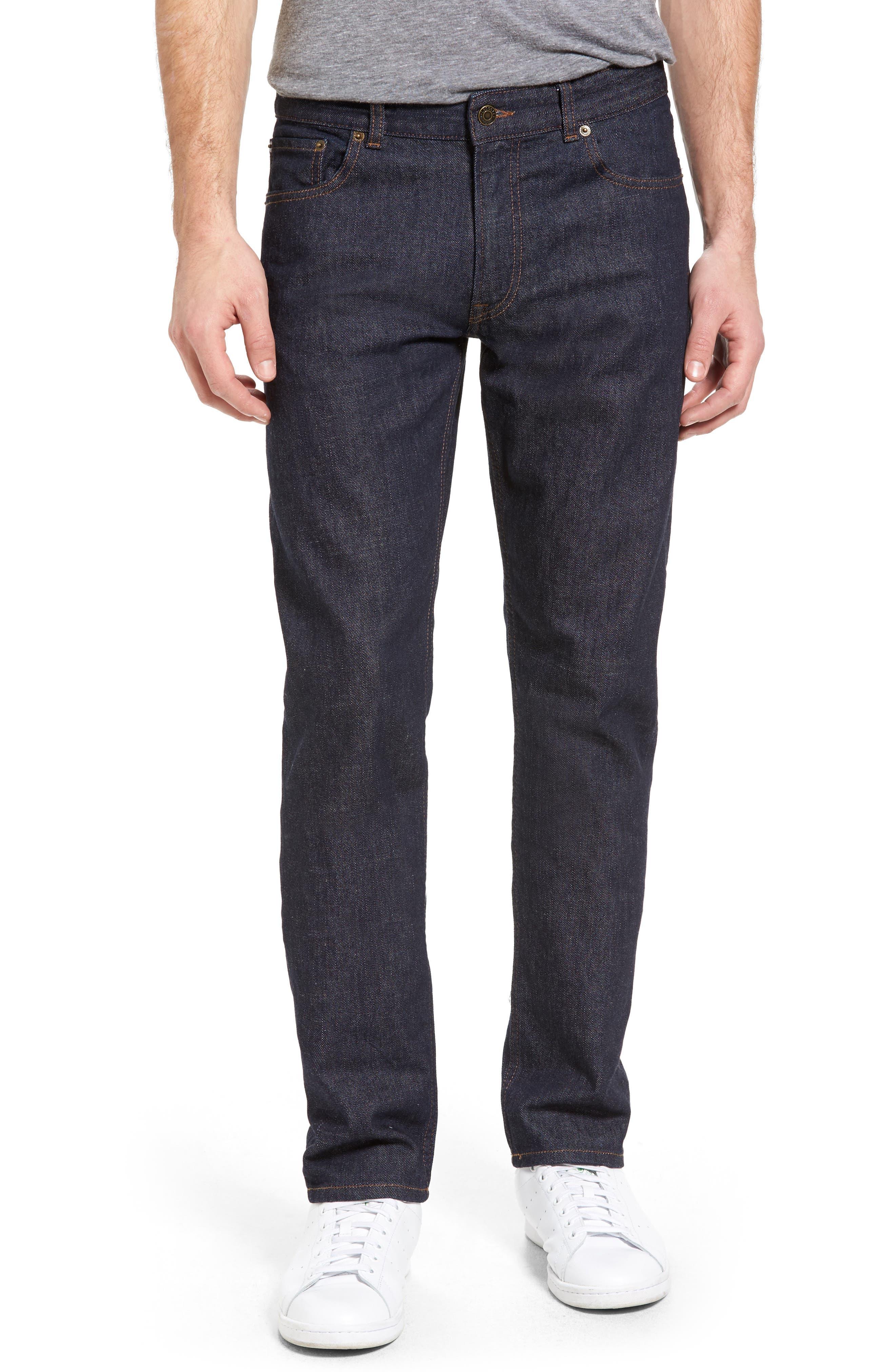 Lacoste Slim Fit Jeans (Light Rinse Blue)