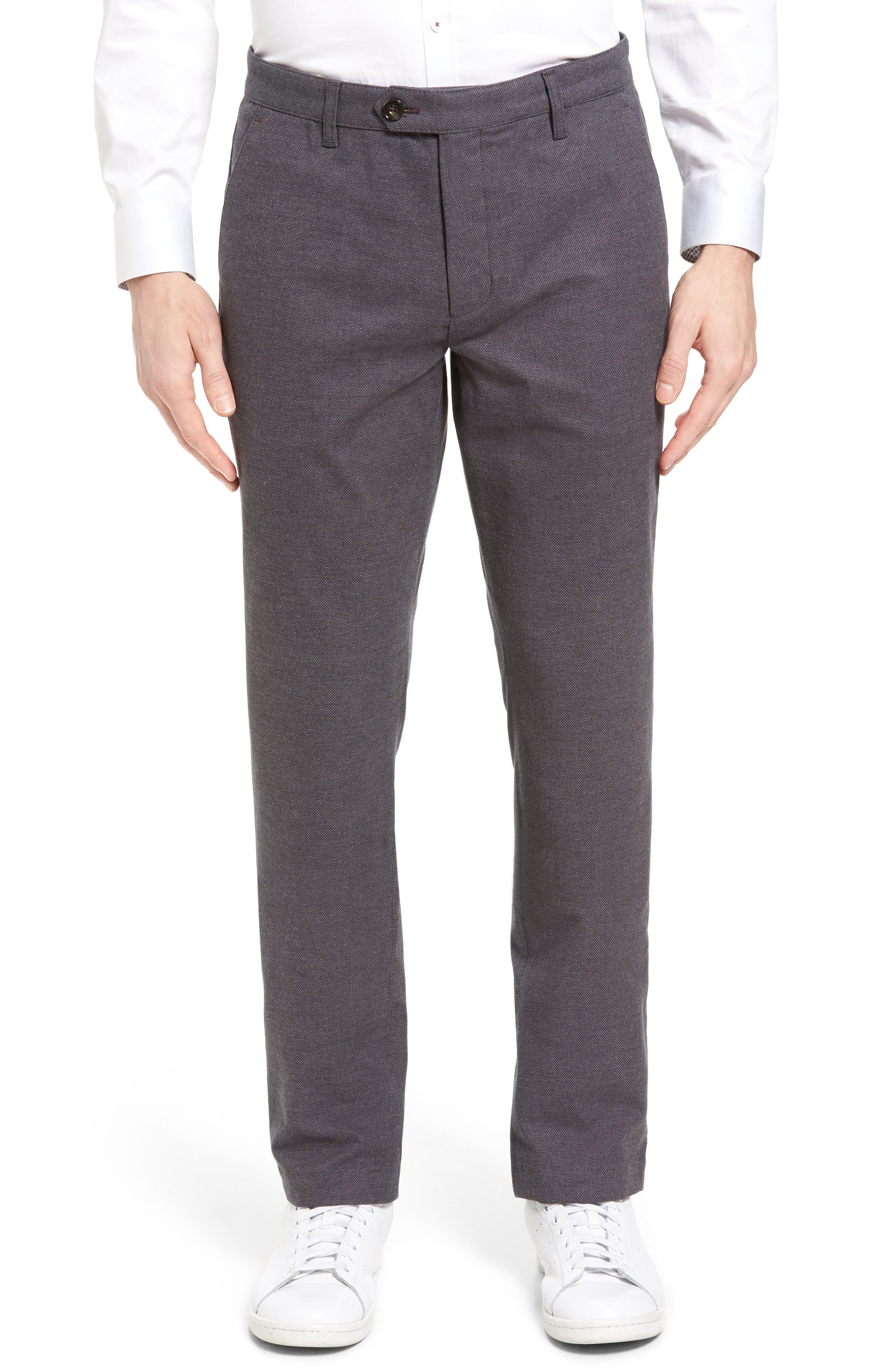Ted Baker London Roynew Classic Fit Trousers