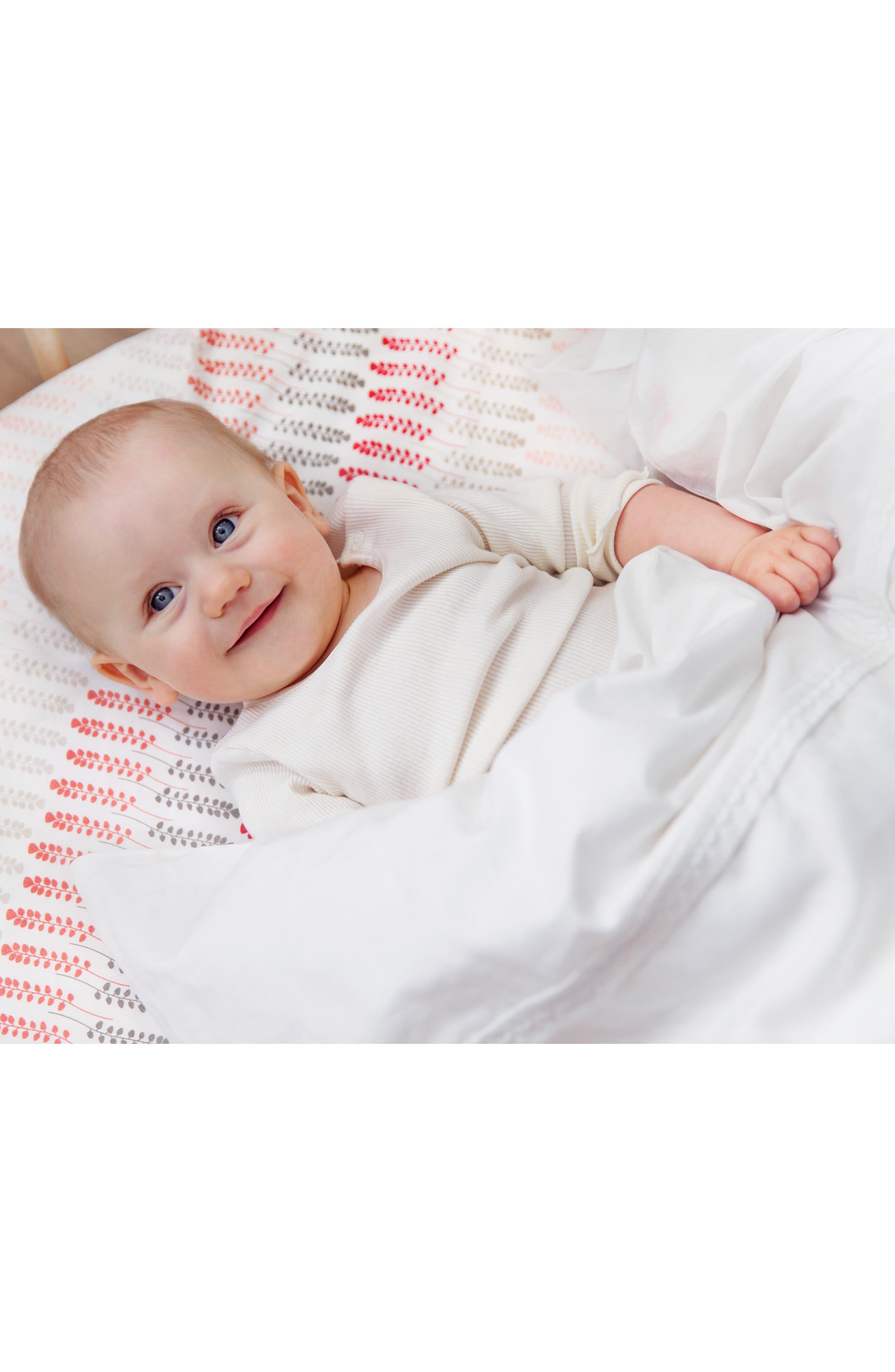 Alternate Image 2  - Stokke Sleepi Mini Fitted Crib Sheet