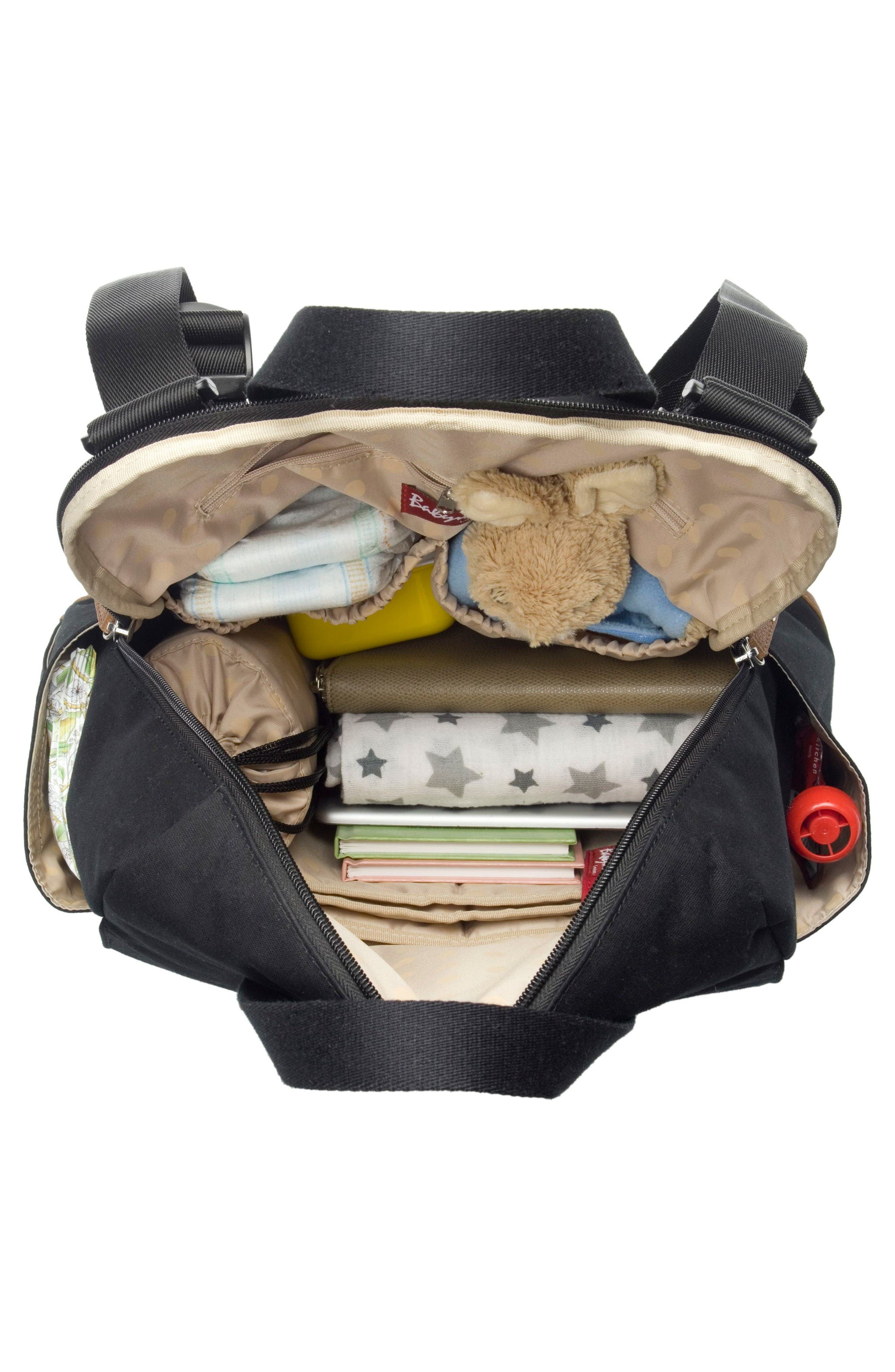 Alternate Image 6  - Babymel Robyn Convertible Diaper Backpack