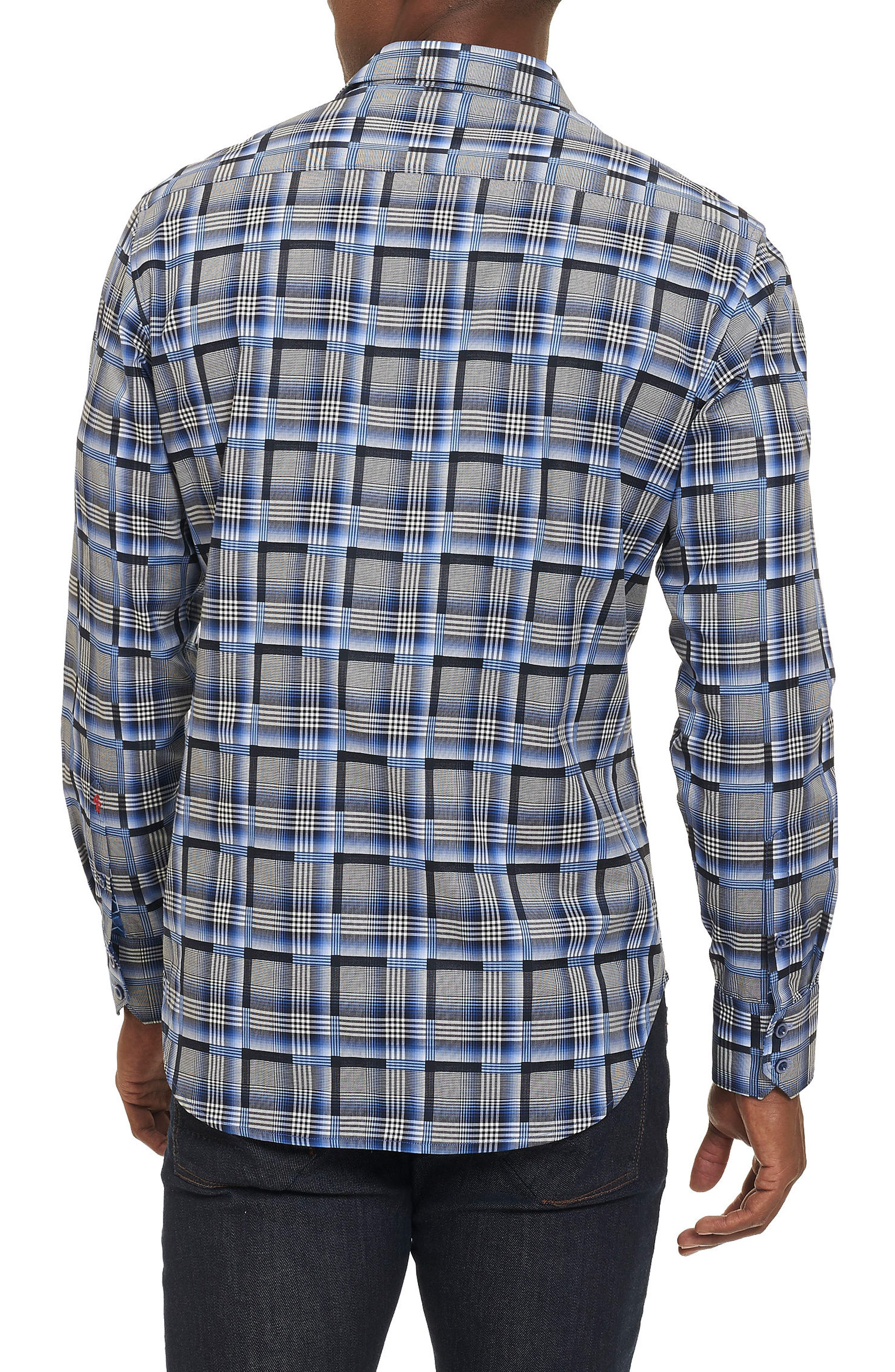 Alternate Image 2  - Robert Graham Butala Sport Shirt