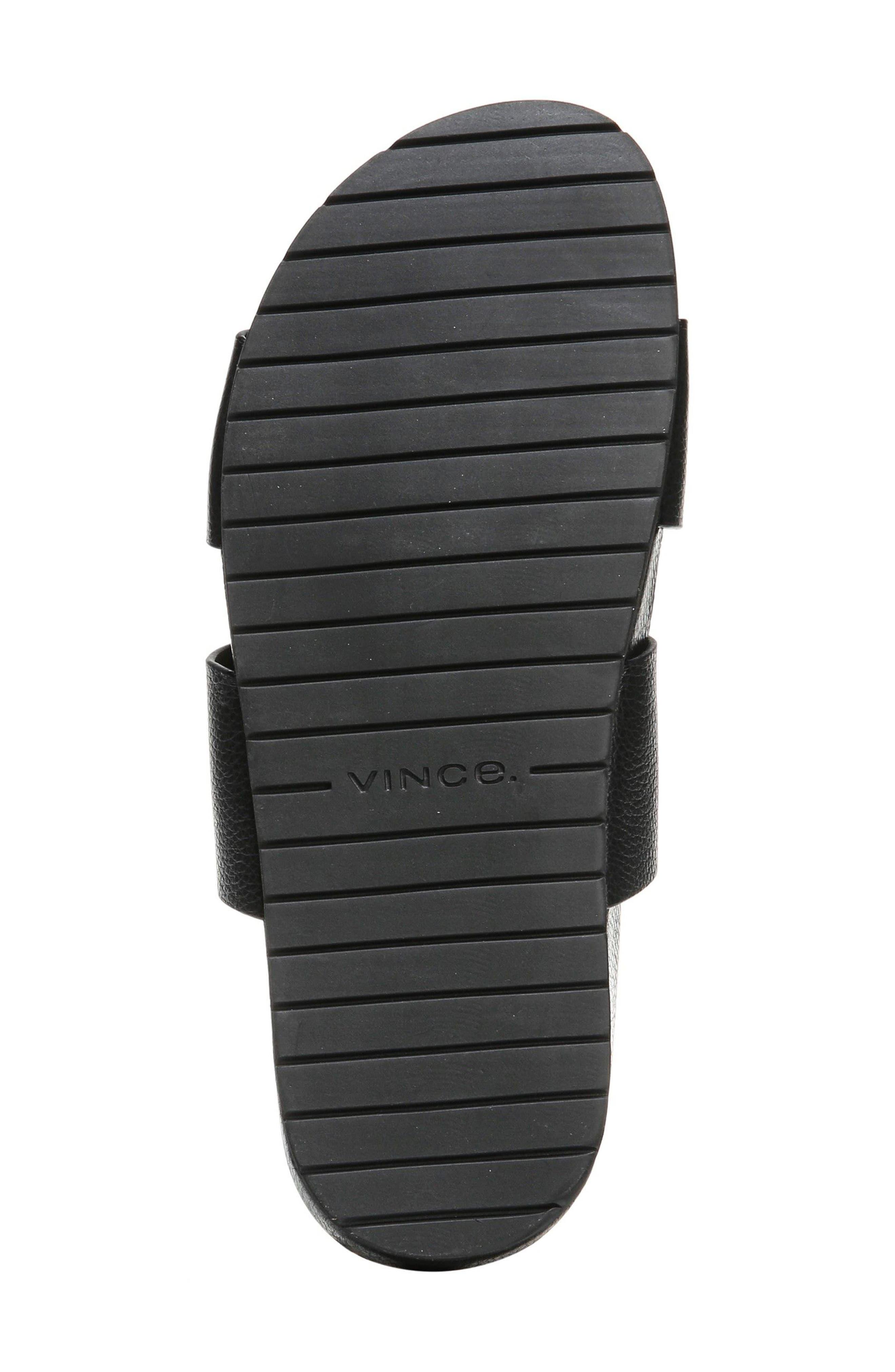 Alternate Image 4  - Vince Georgie Slide Sandal (Women)