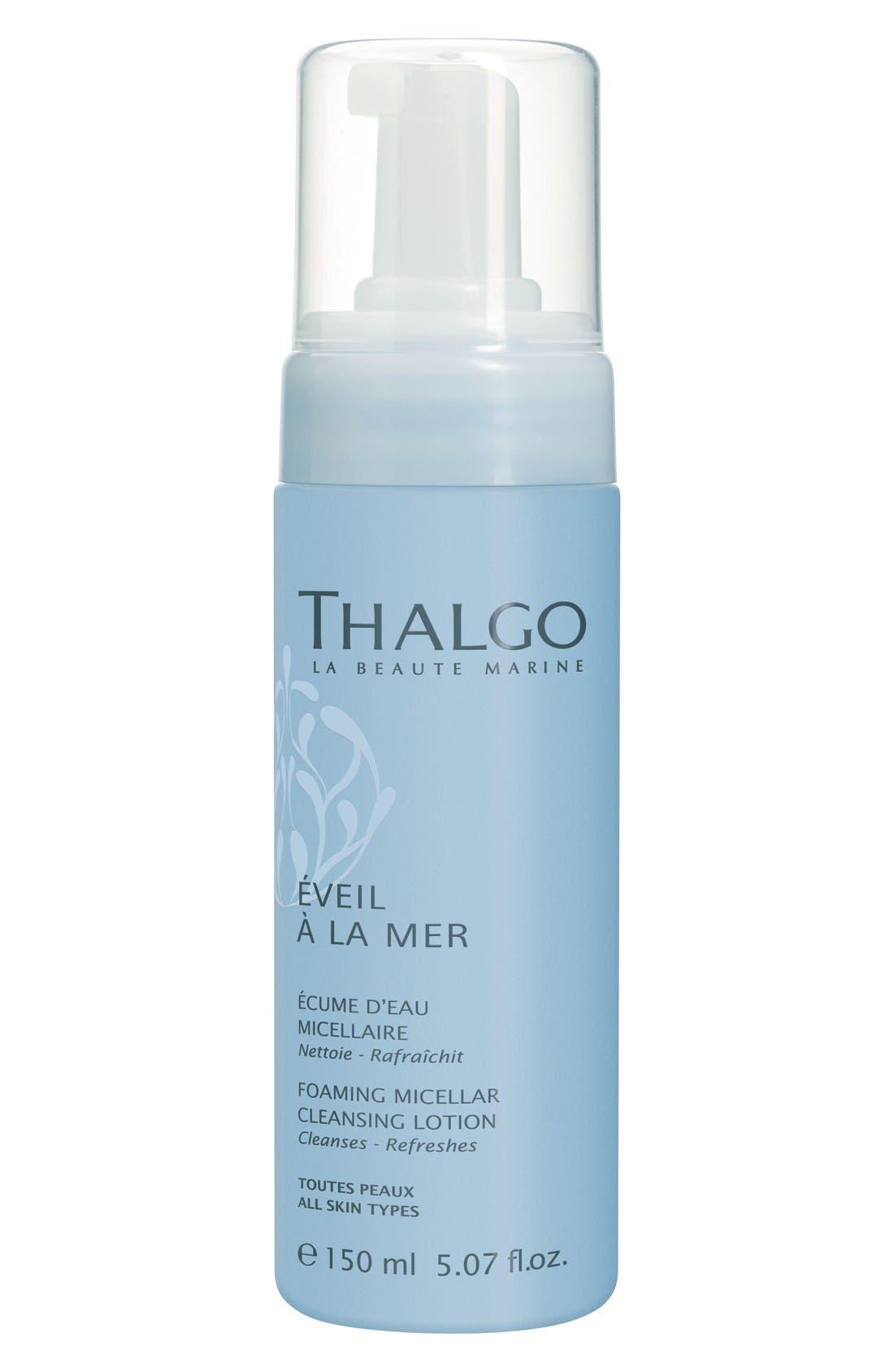 Main Image - Thalgo Foaming Micellar Cleansing Lotion