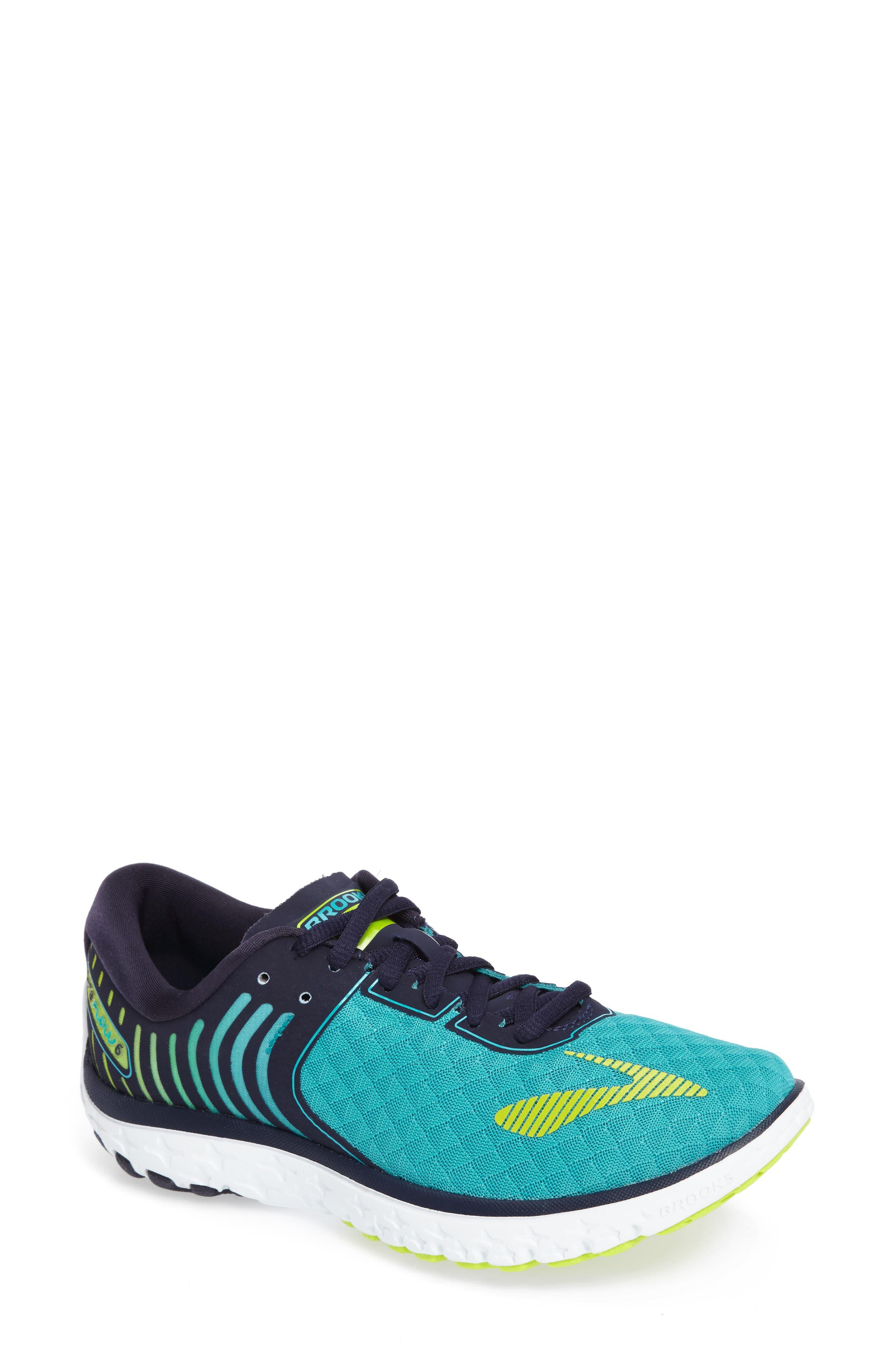 Main Image - Brooks PureFlow 6 Running Shoe (Women)