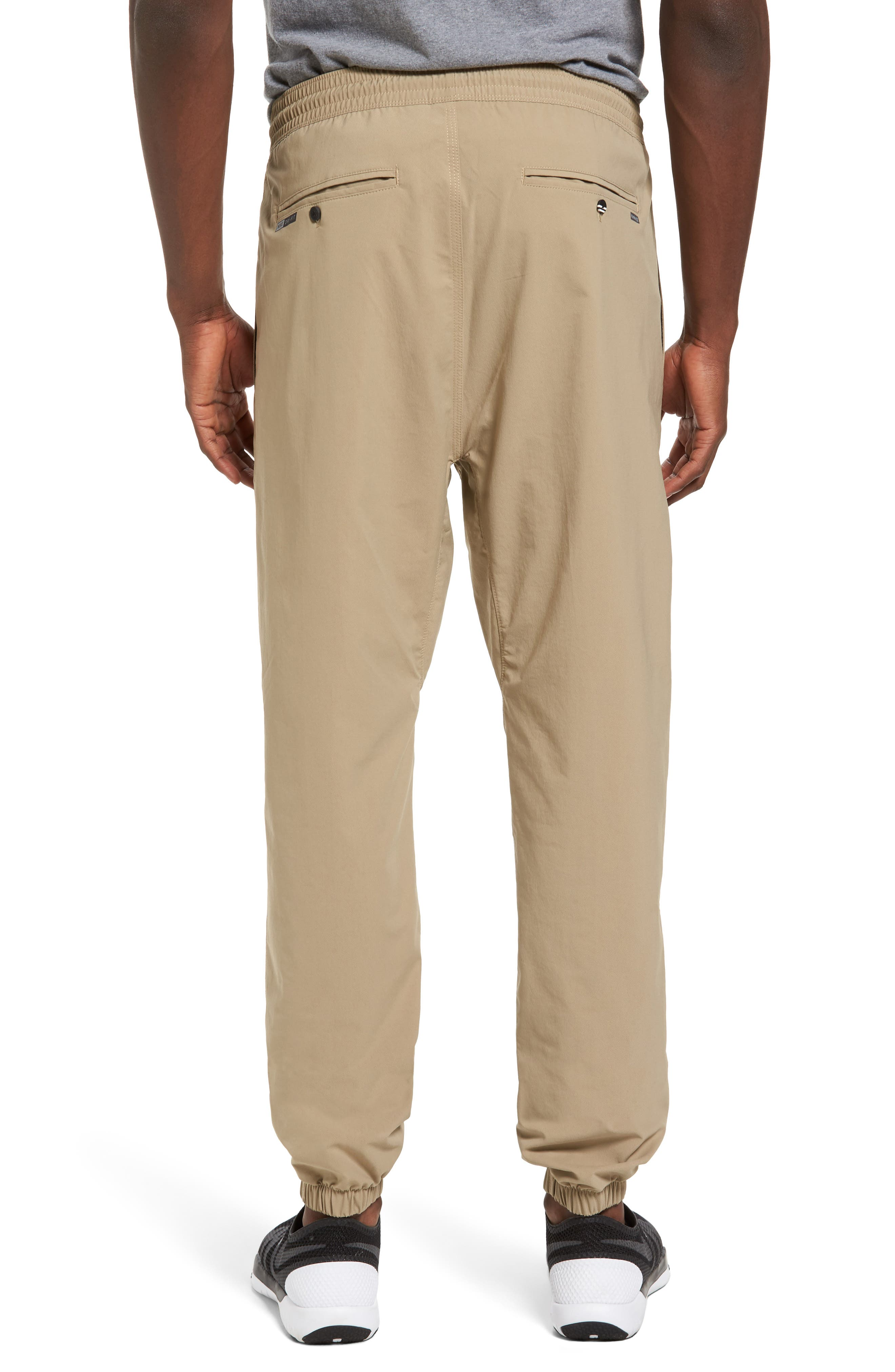 Alternate Image 2  - Hurley Dri-FIT Jogger Pants