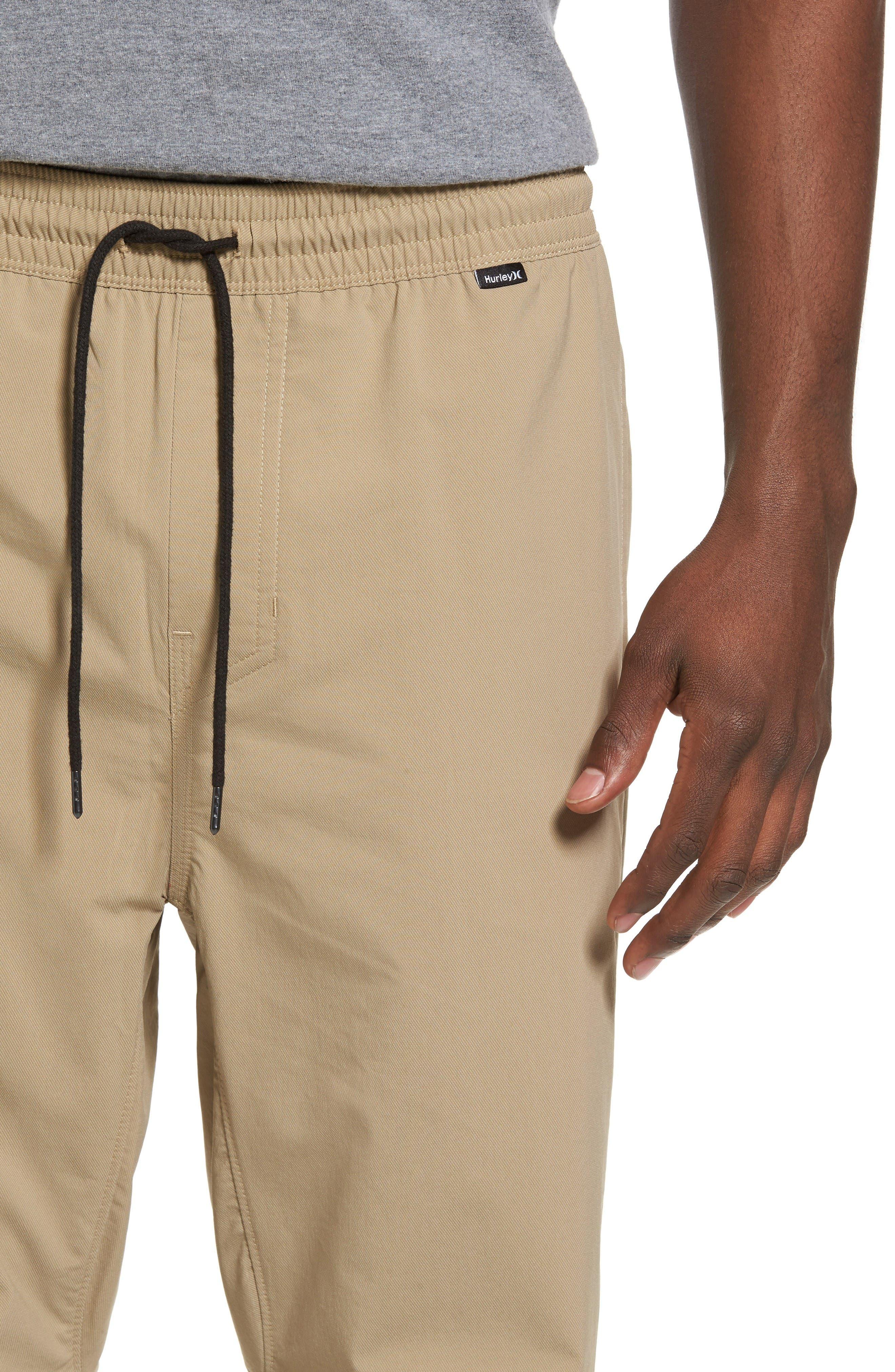 Alternate Image 4  - Hurley Dri-FIT Jogger Pants