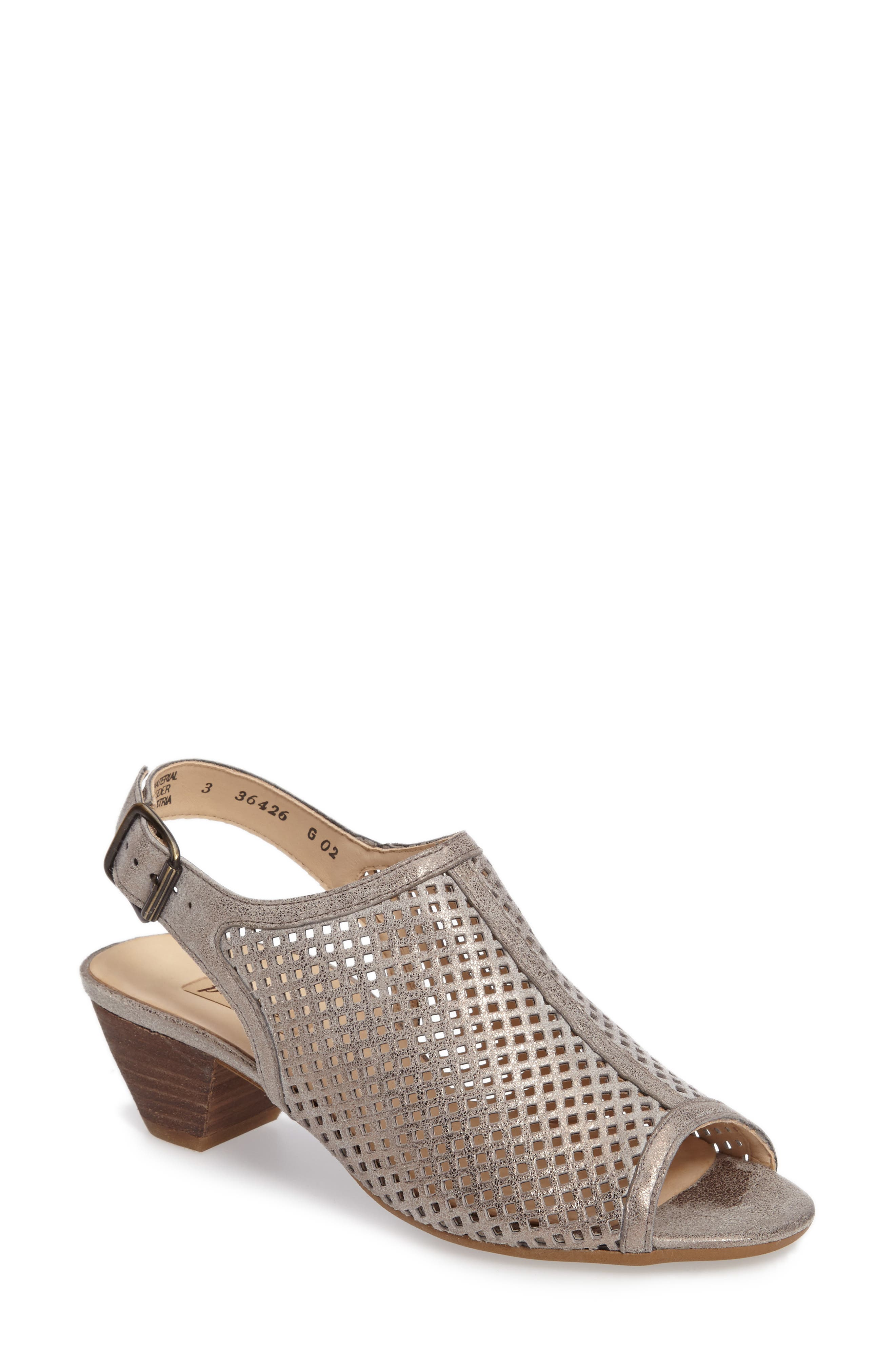 Paul Green Lois Slingback Sandal (Women)