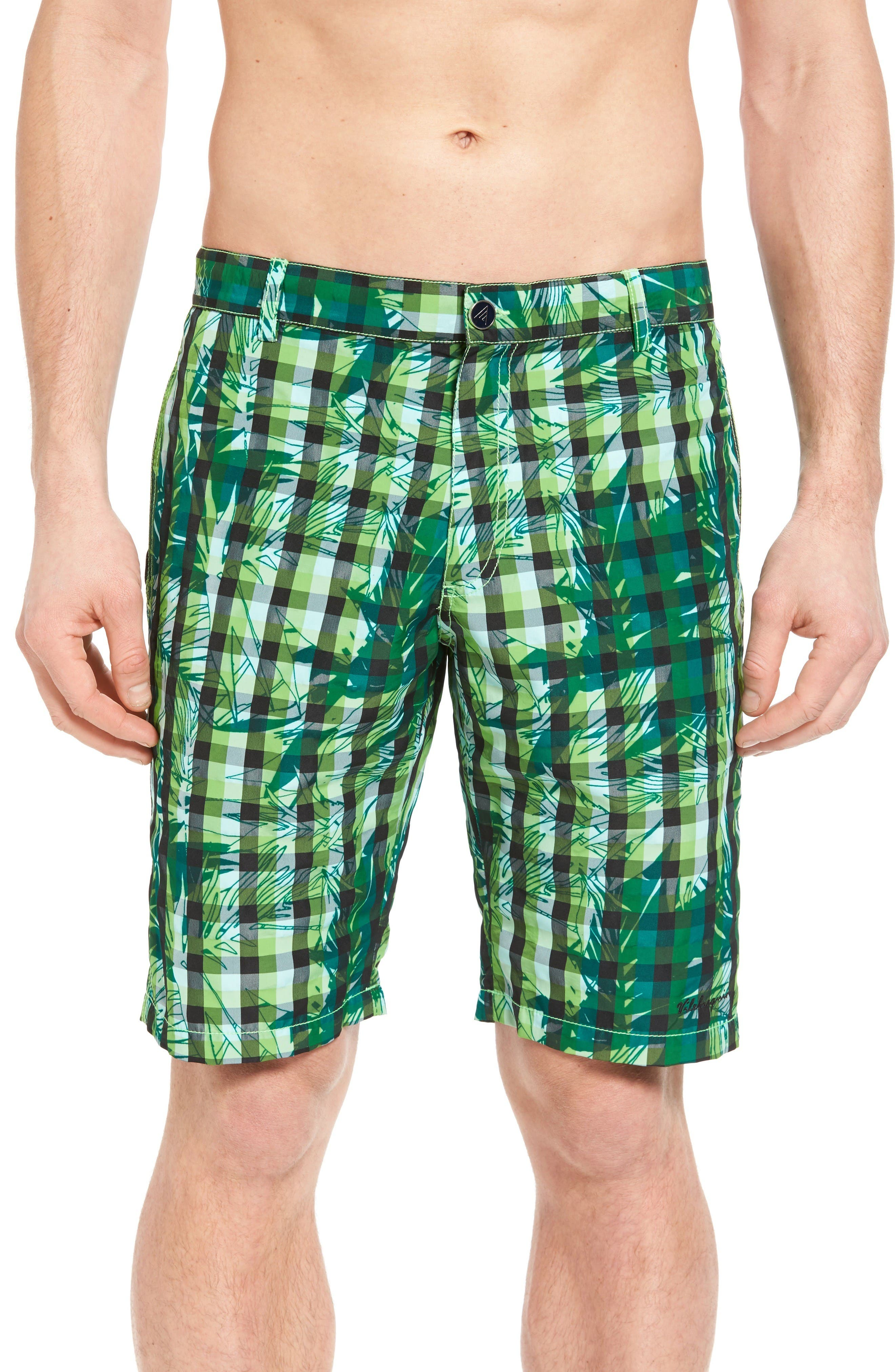 Alternate Image 1 Selected - Vilebrequin Bermuda Swim Trunks