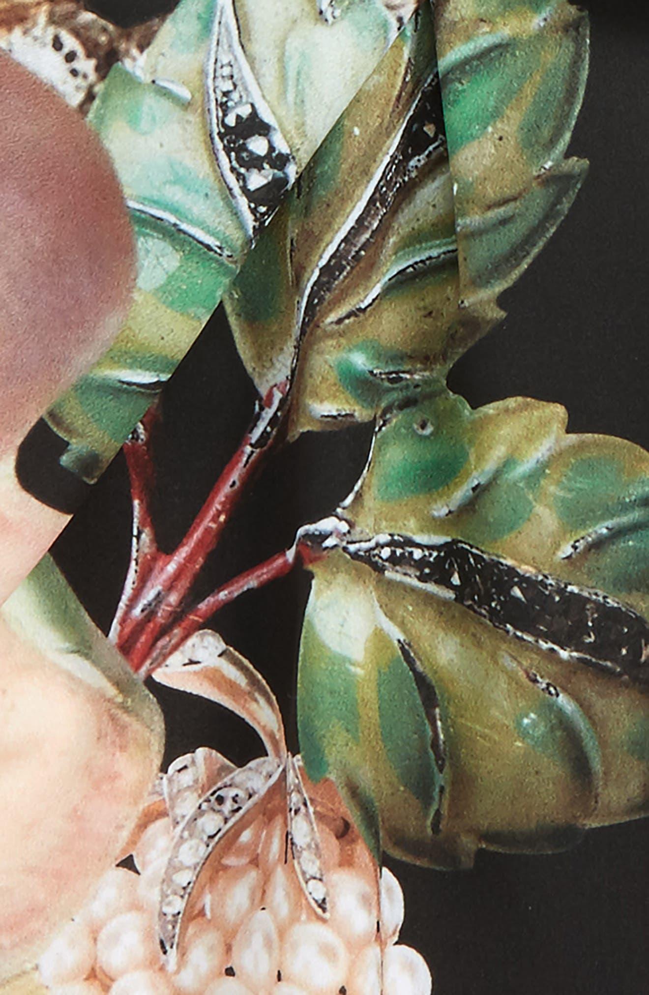Alternate Image 3  - Ted Baker London Gem Gardens Skinny Scarf
