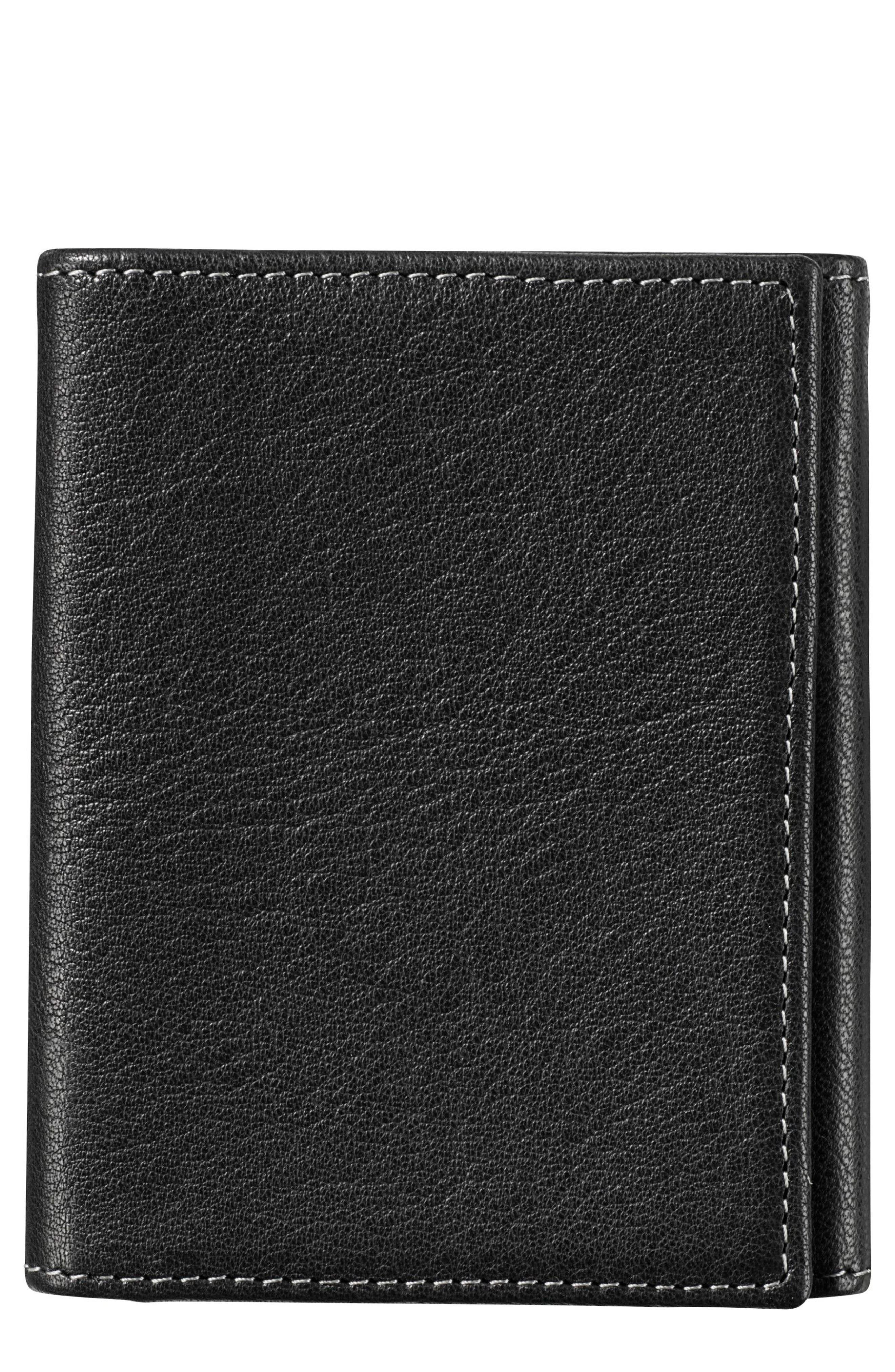 Alternate Image 1 Selected - Johnston & Murphy Leather Wallet