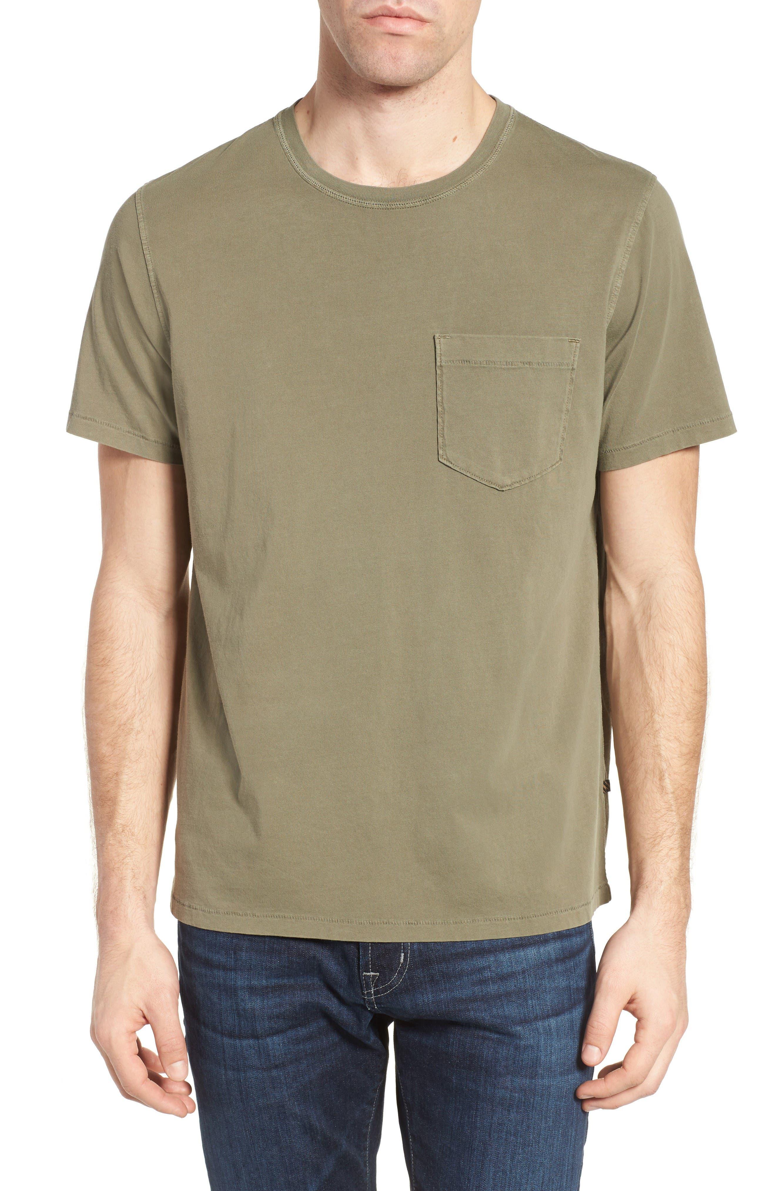 Billy Reid Crewneck T-Shirt