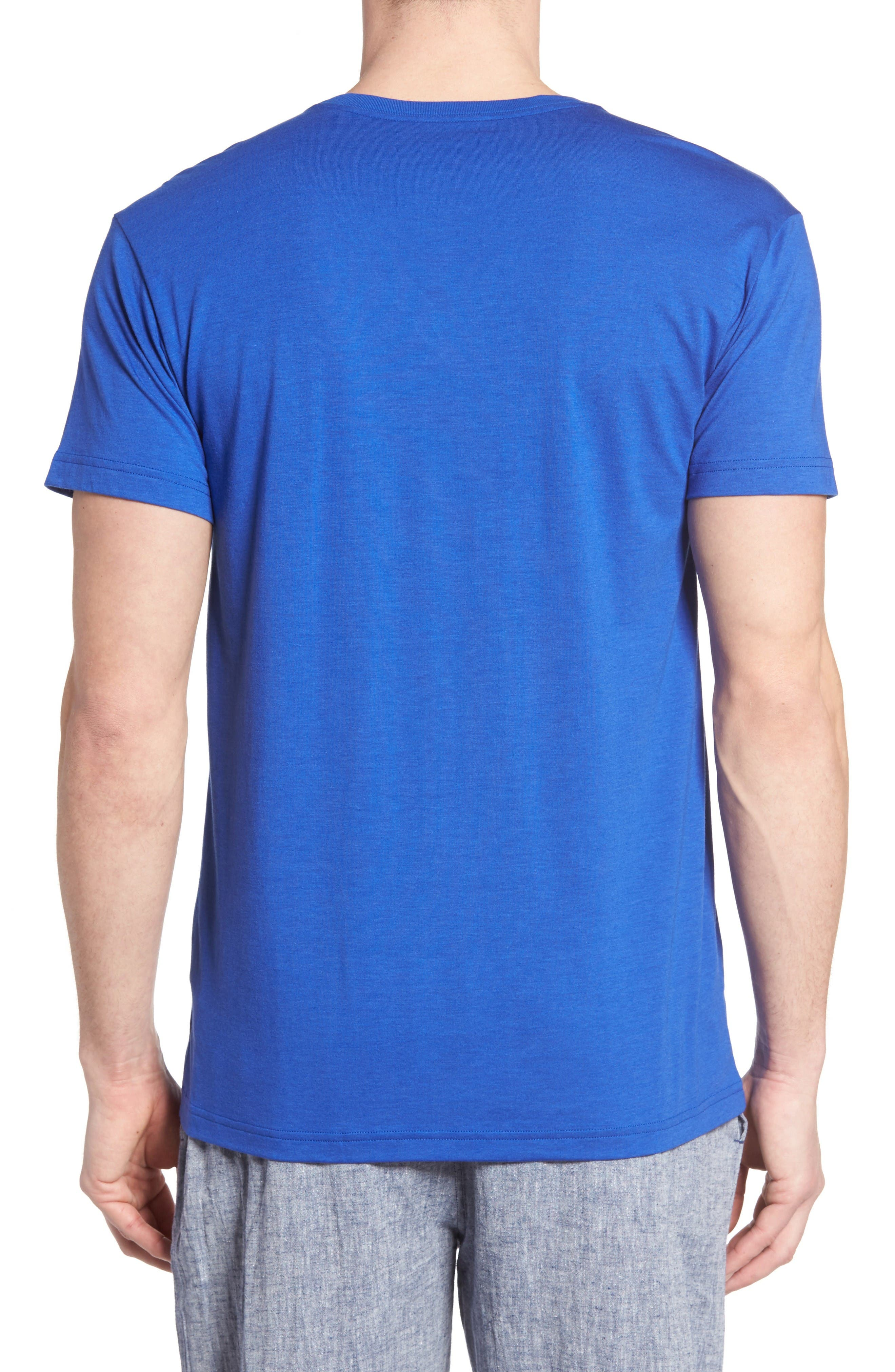 Alternate Image 2  - Polo Ralph Lauren Lounge V-Neck T-Shirt