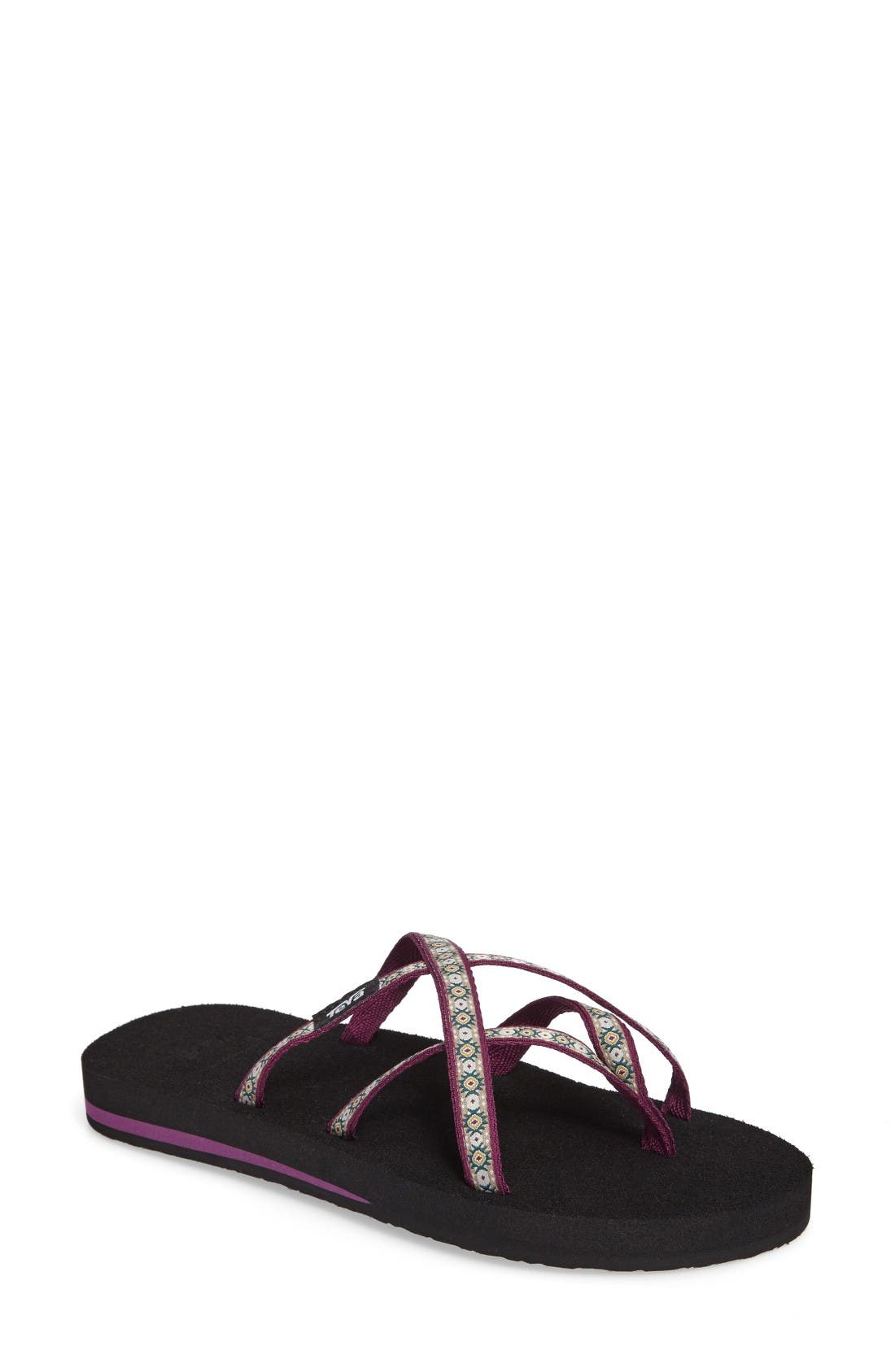 Alternate Image 1 Selected - Teva 'Olowahu' Sandal (Women)
