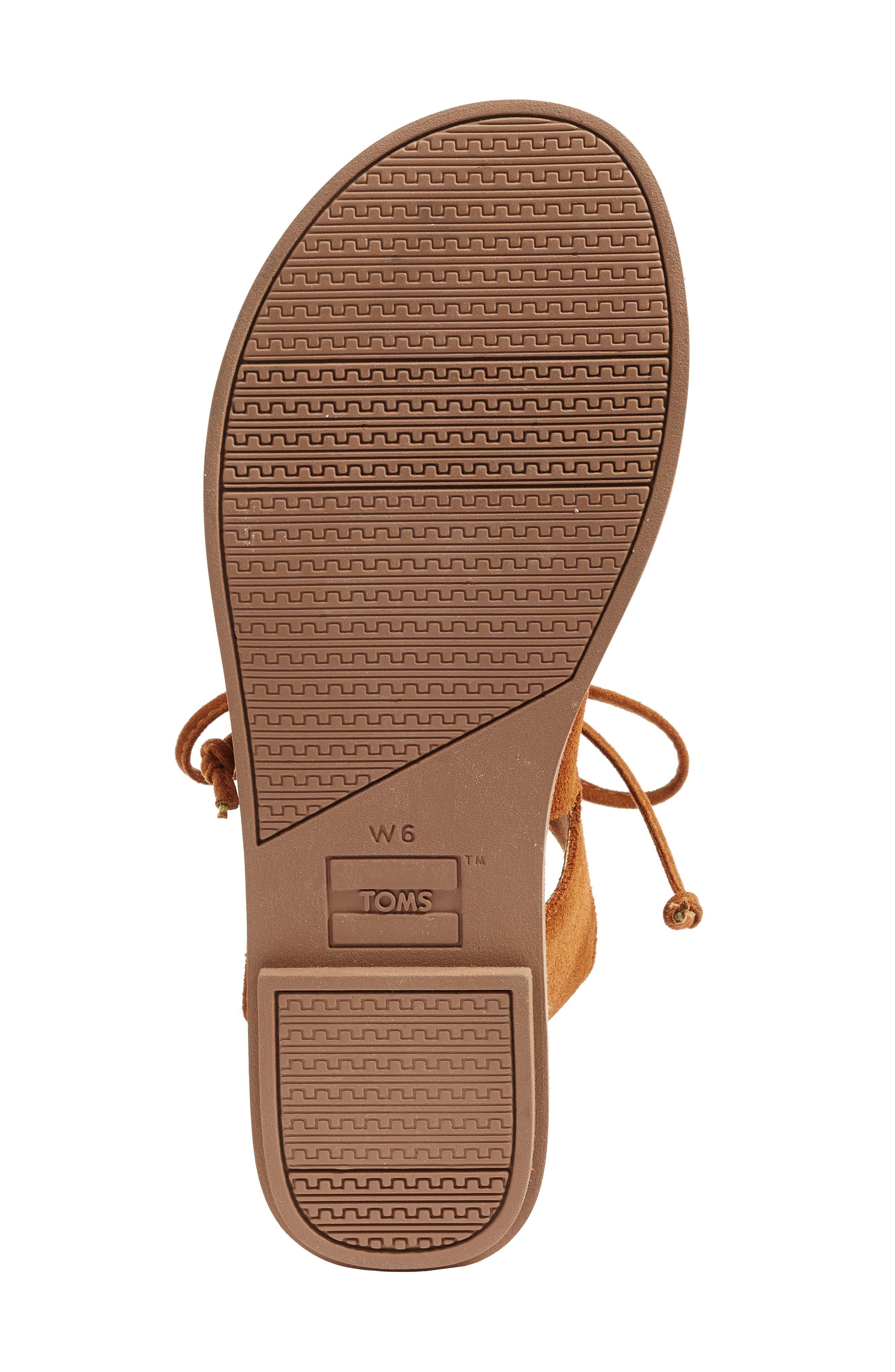 Alternate Image 4  - TOMS Calips Sandal (Women)