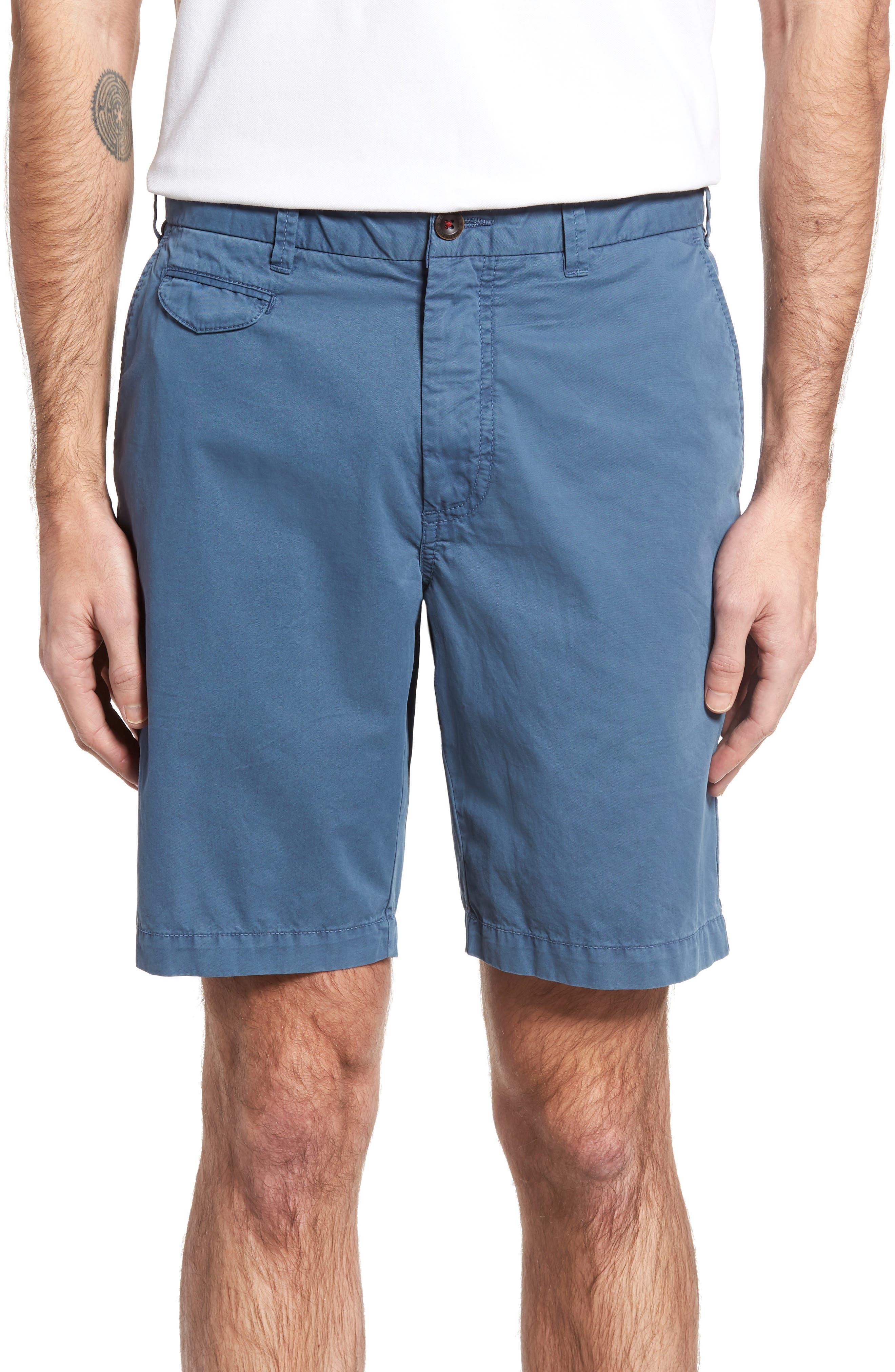Thaddeus Wingfield Twill Shorts