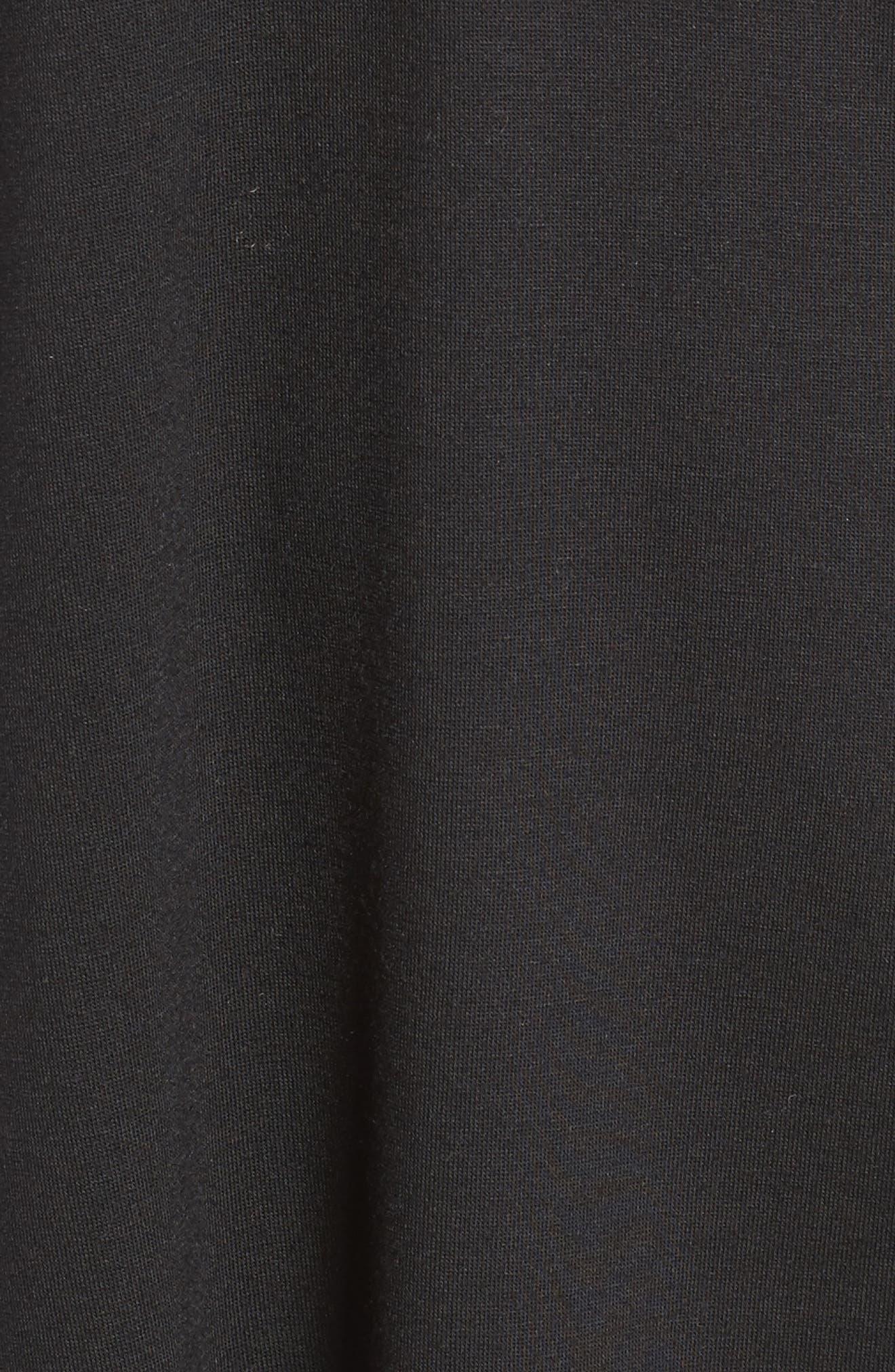 Alternate Image 5  - Ella Moss Bella Bell Sleeve Cold Shoulder Top
