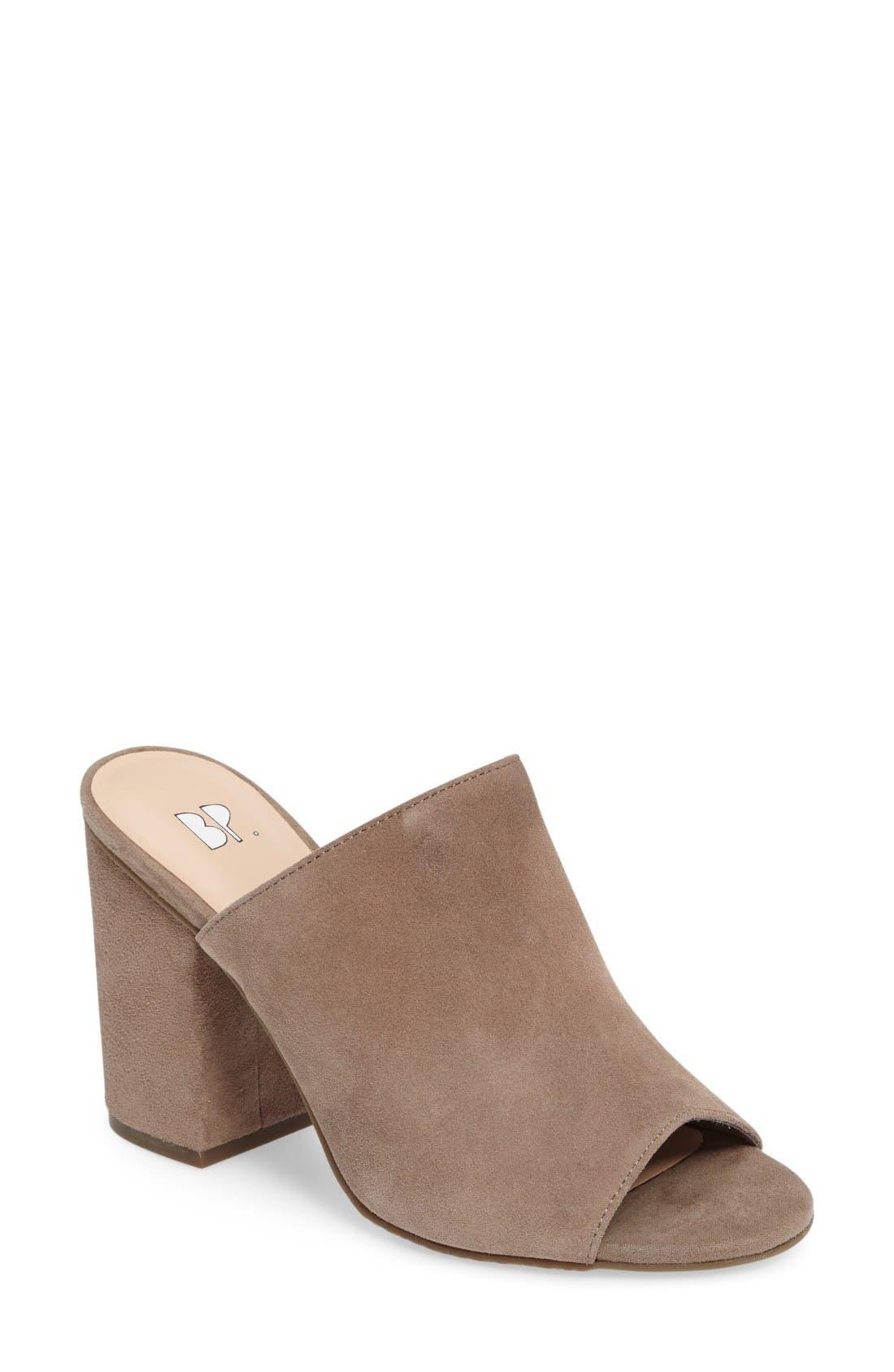 Alternate Image 1 Selected - BP. Tale Block Heel Sandal (Women)