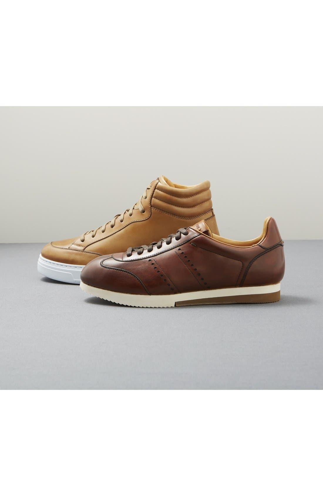 Alternate Image 5  - Magnanni Isco Sneaker (Men)