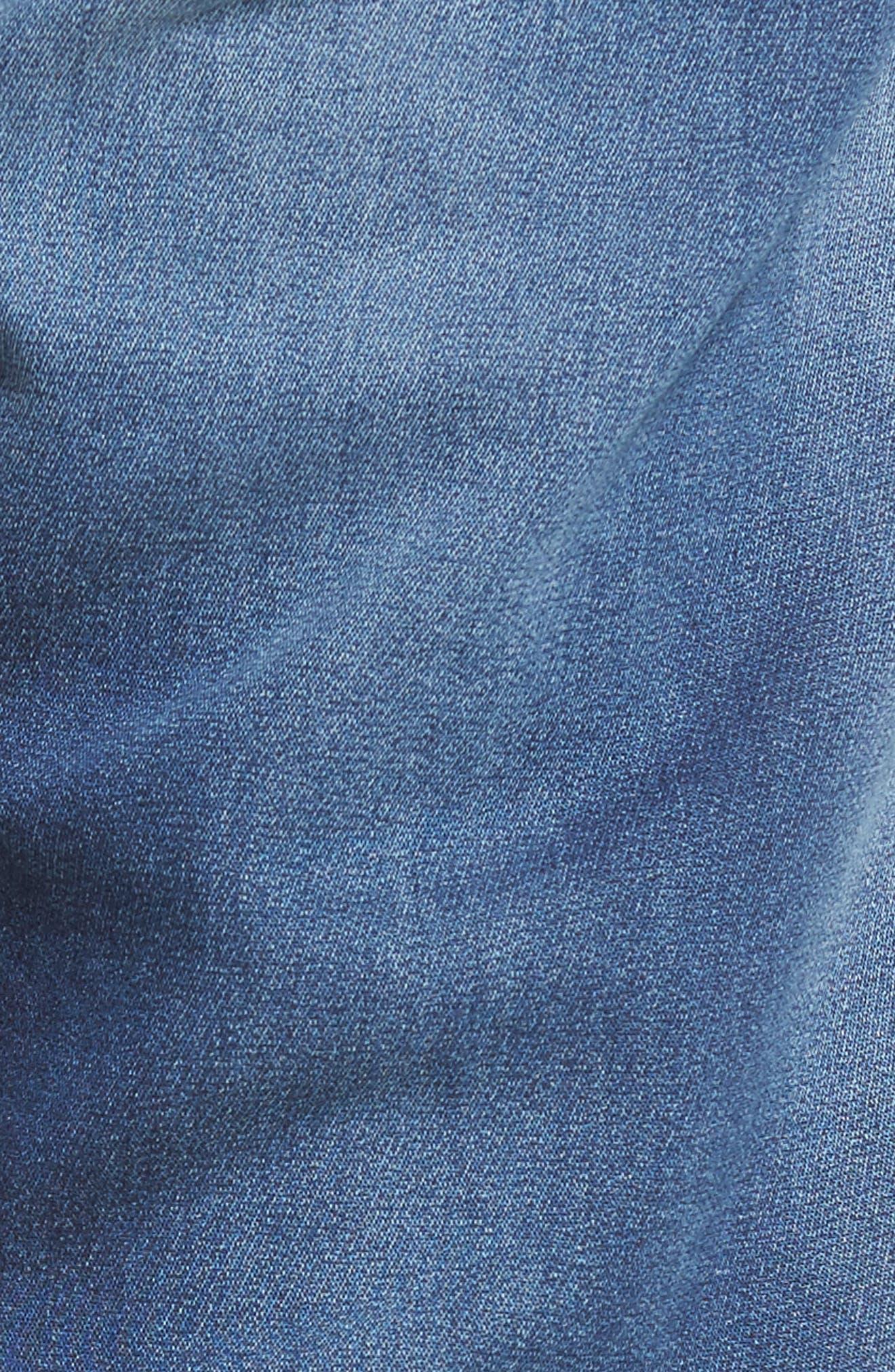 Alternate Image 5  - DIESEL Krooley Jogg Slouchy Slim Fit Jeans (0680Y)