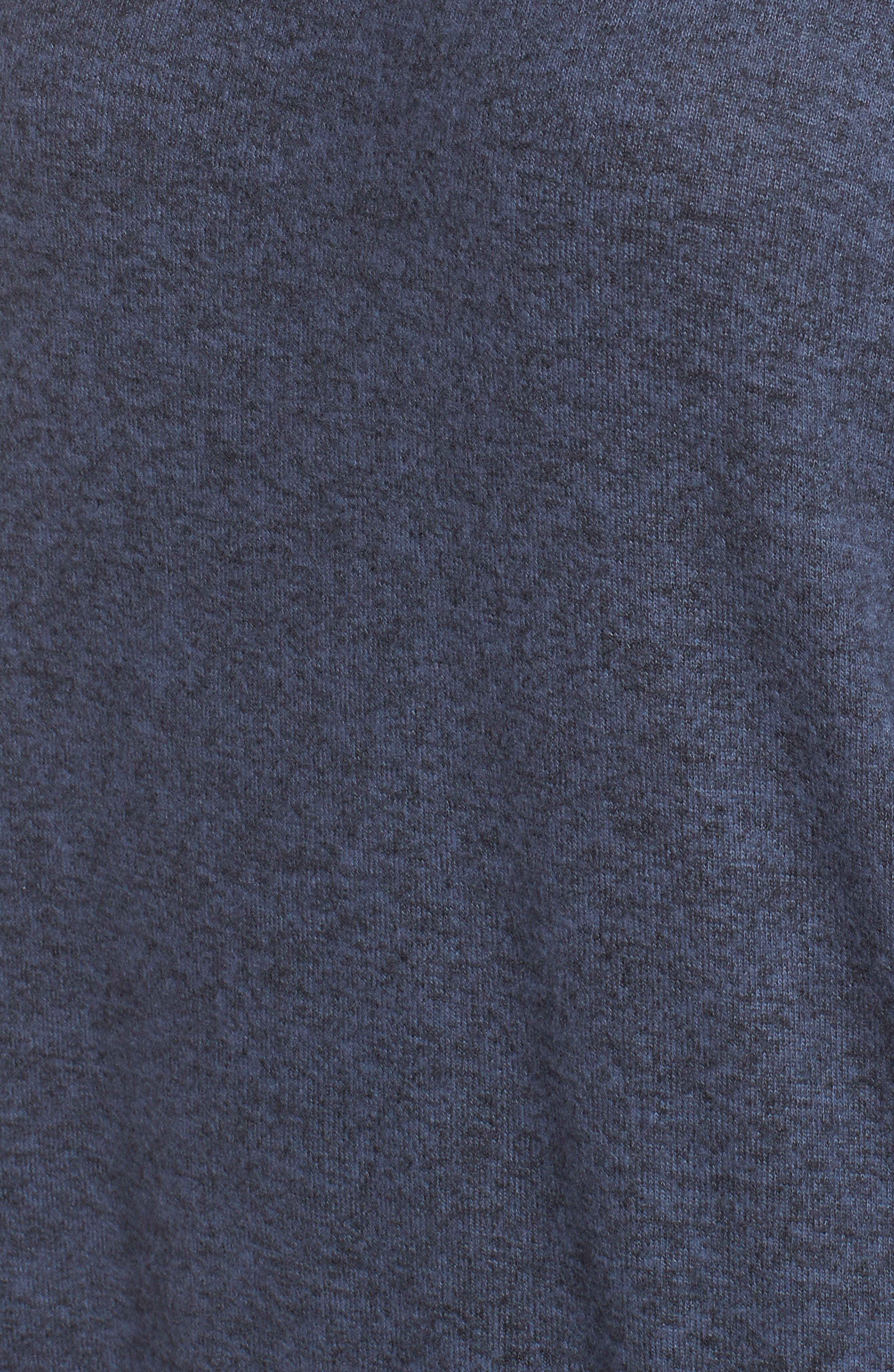 Alternate Image 5  - Gibson Open Shoulder Fleece Top (Regular & Petite)