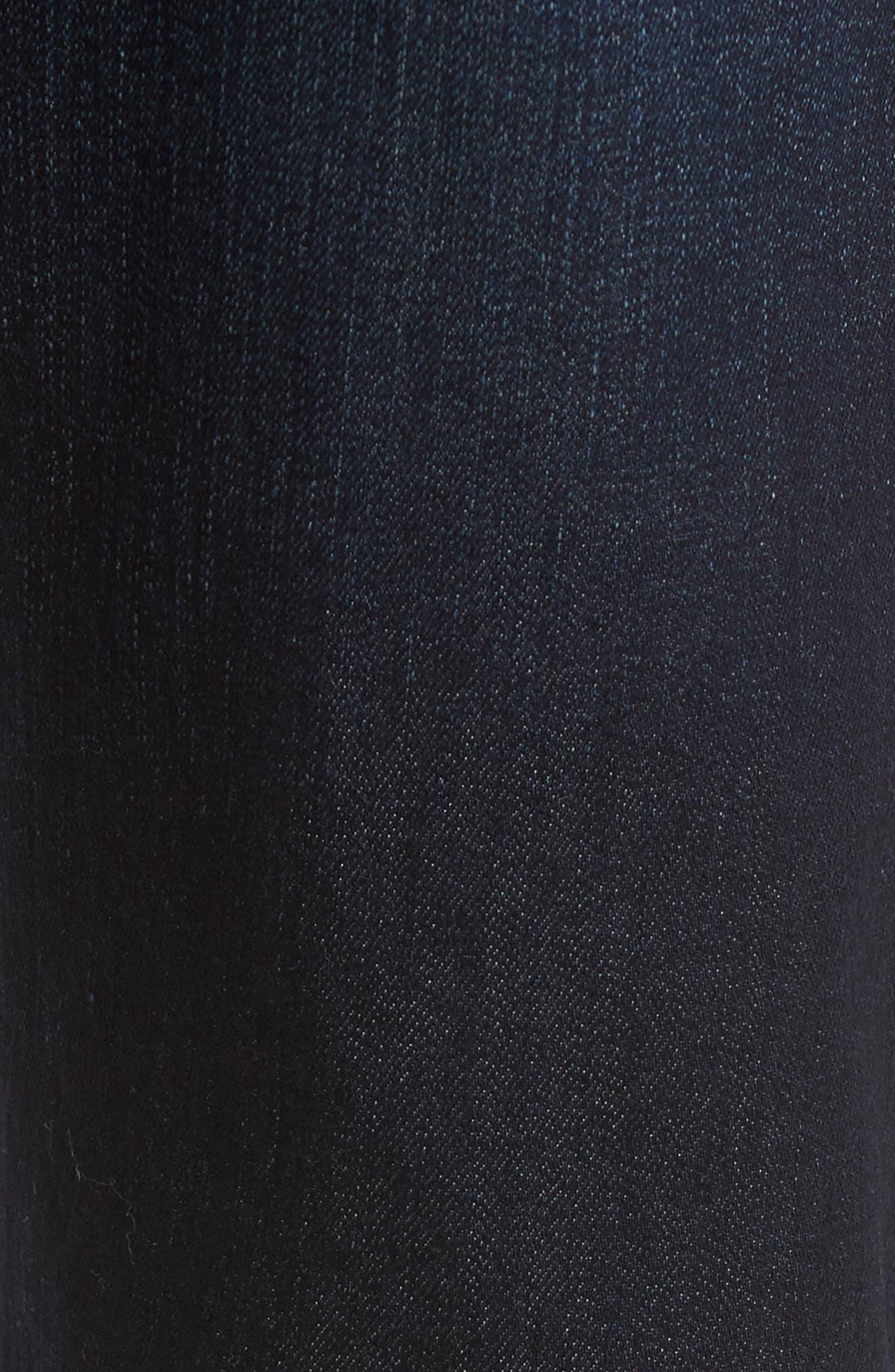Slimmy AirWeft Slim Fit Jeans,                             Alternate thumbnail 5, color,                             Perennial