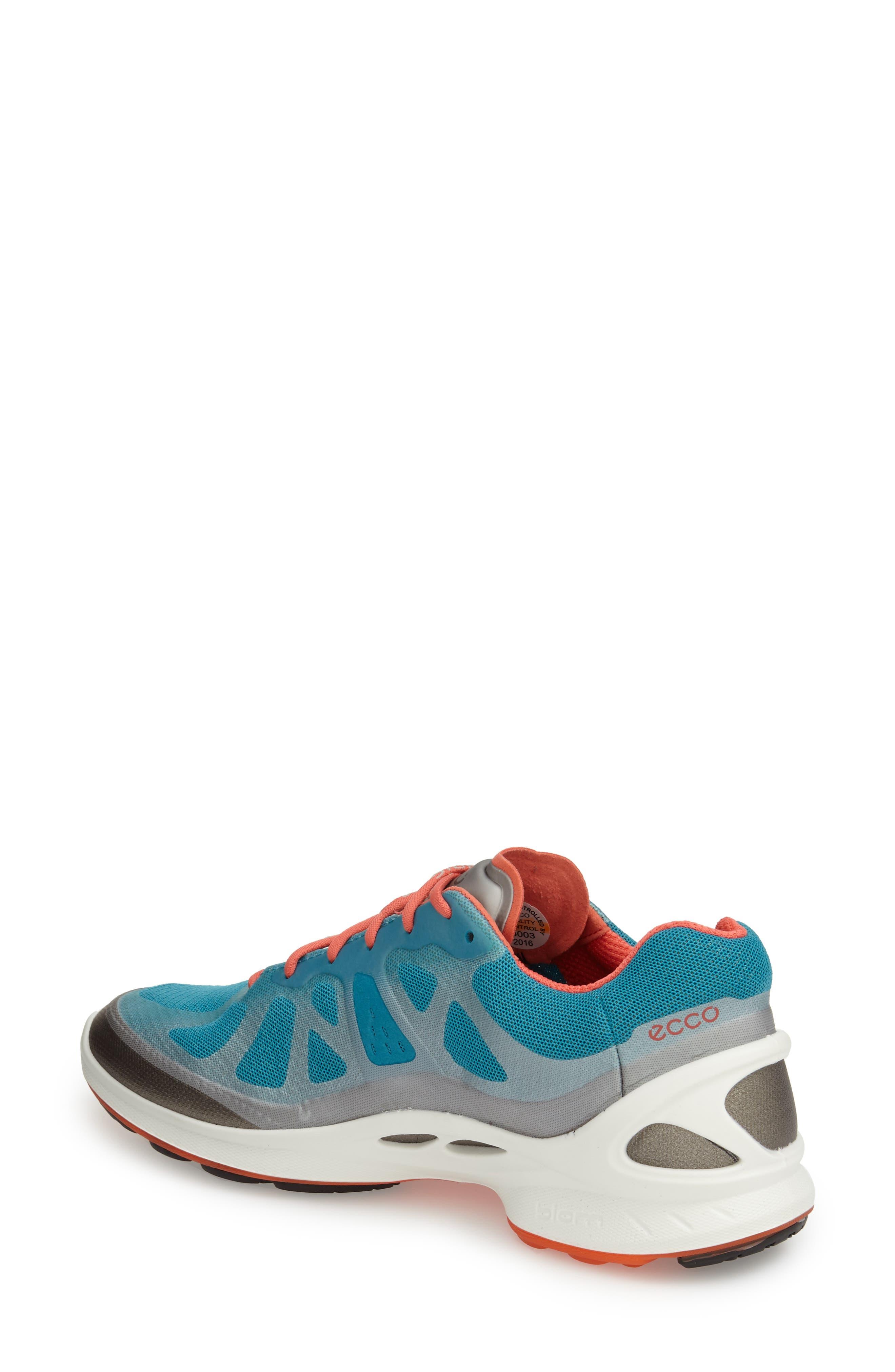 Alternate Image 2  - ECCO 'BIOM Fjuel Racer' Sneaker (Women)
