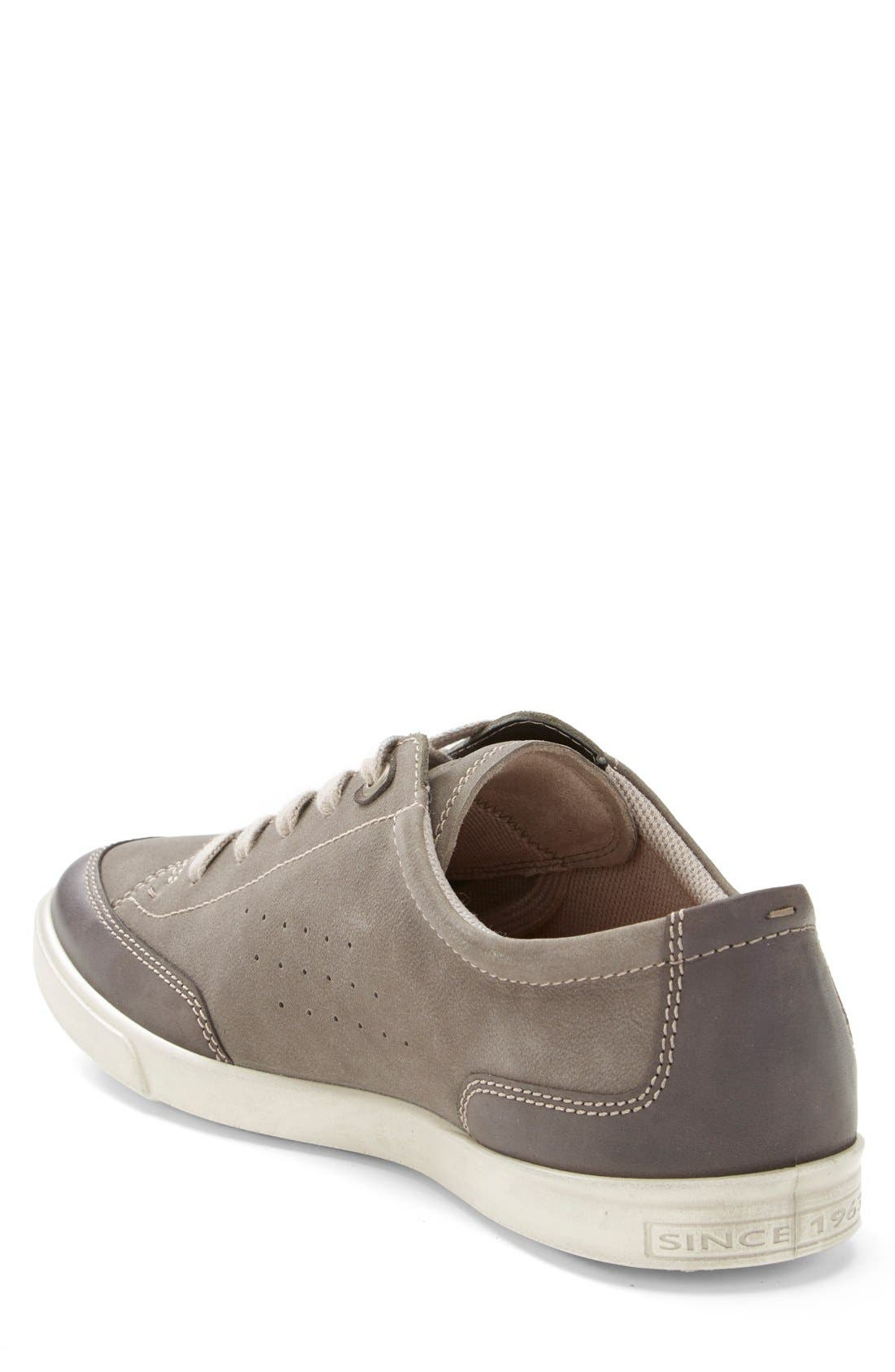 Alternate Image 2  - ECCO 'Collin' Sneaker (Men)
