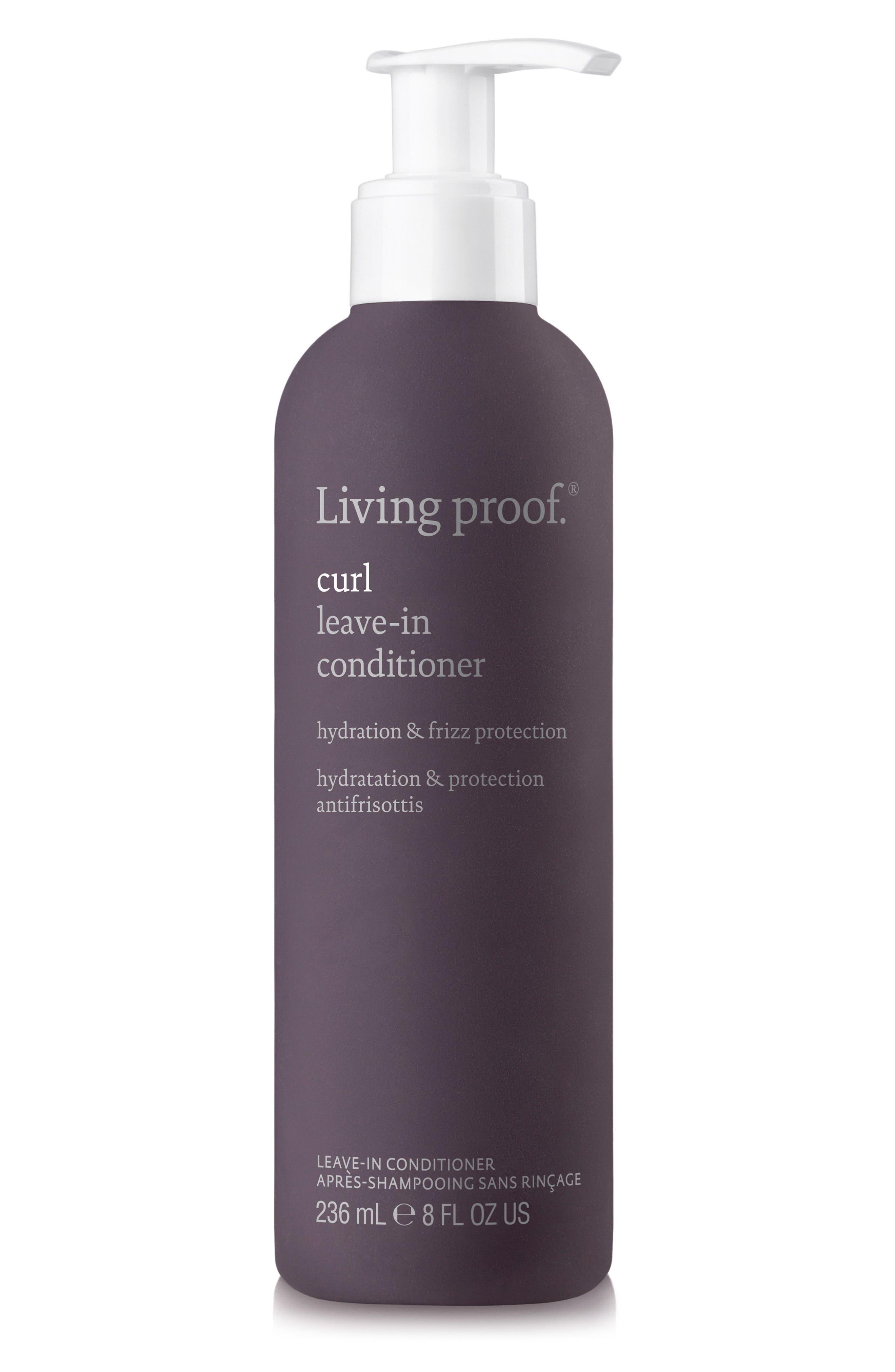 Curl Leave-In Conditioner,                         Main,                         color, No Color