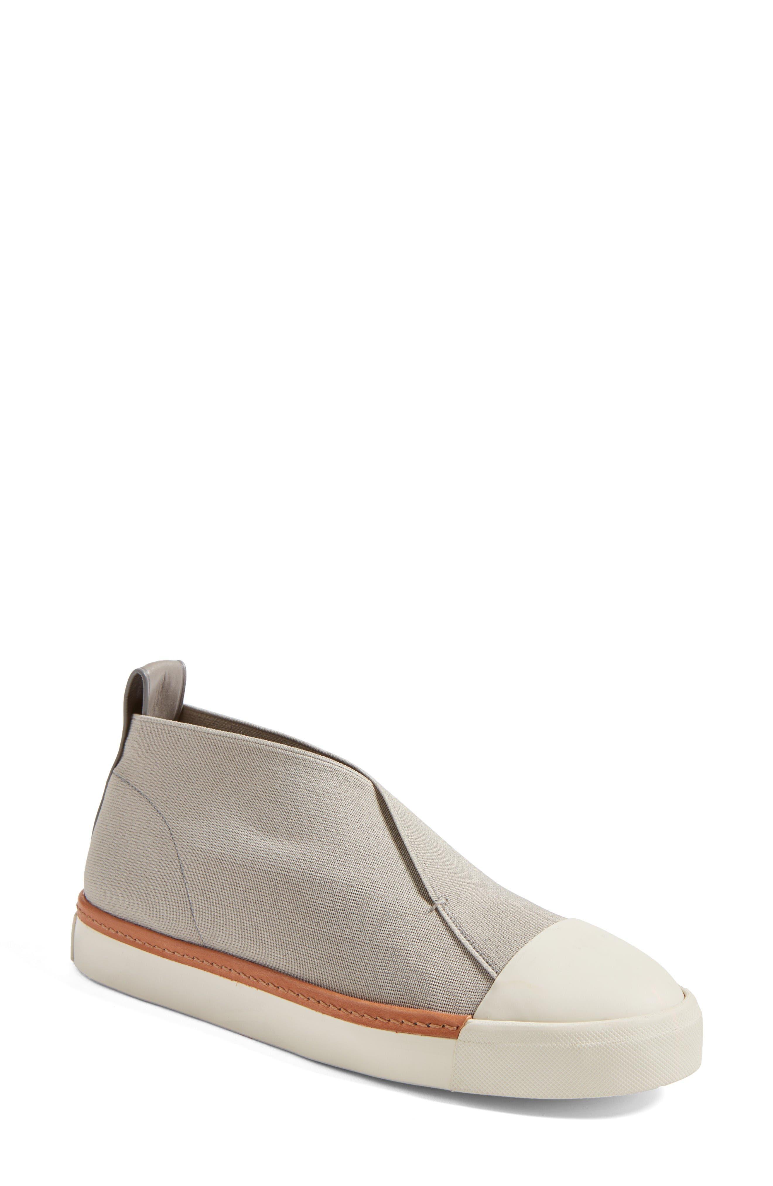 Alternate Image 1 Selected - Mercedes Castillo Thana Slip-On Sneaker (Women)