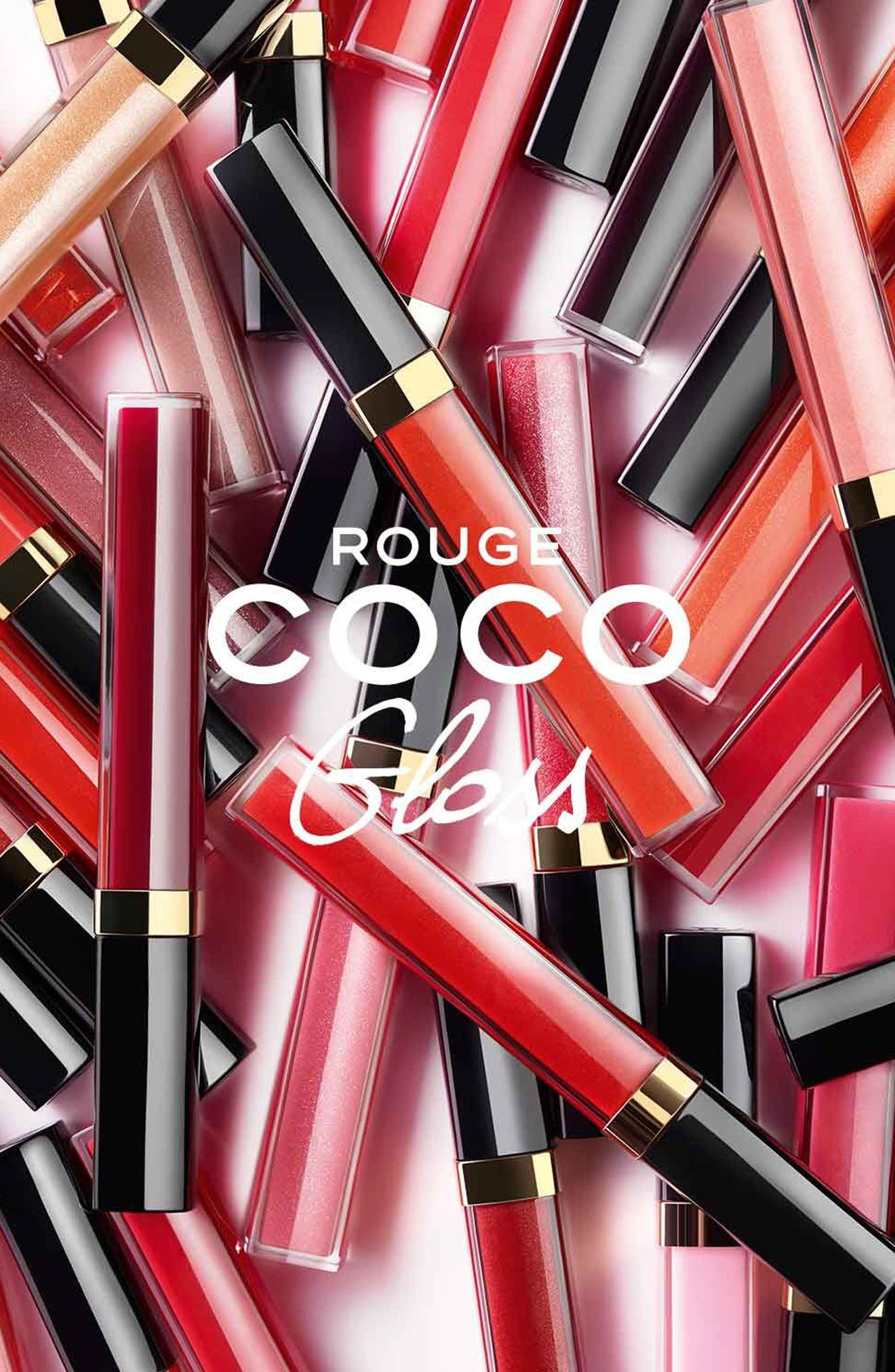 Alternate Image 4  - CHANEL ROUGE COCO GLOSS 