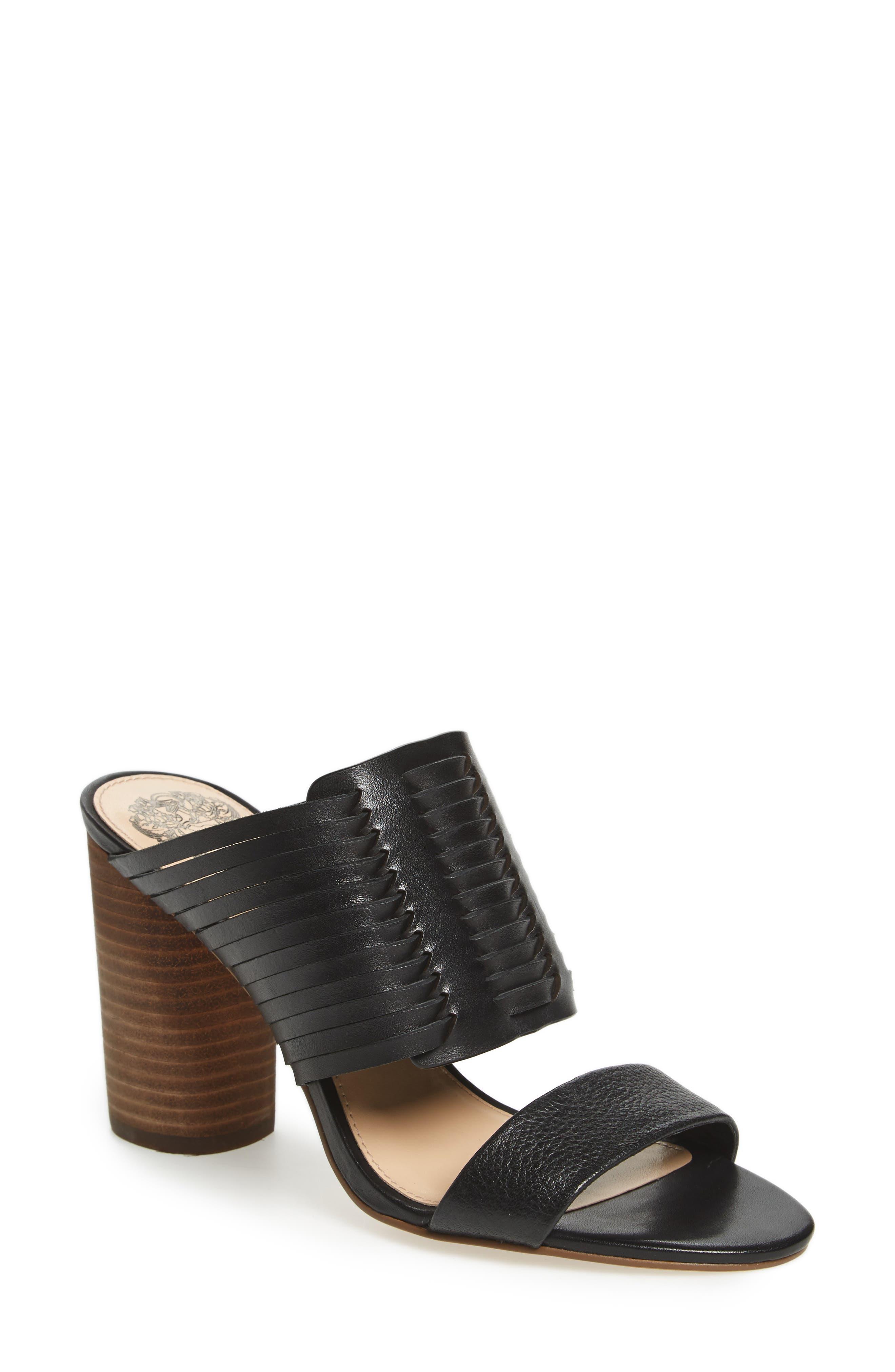 Alternate Image 1 Selected - Vince Camuto Astar Backless Sandal (Women)