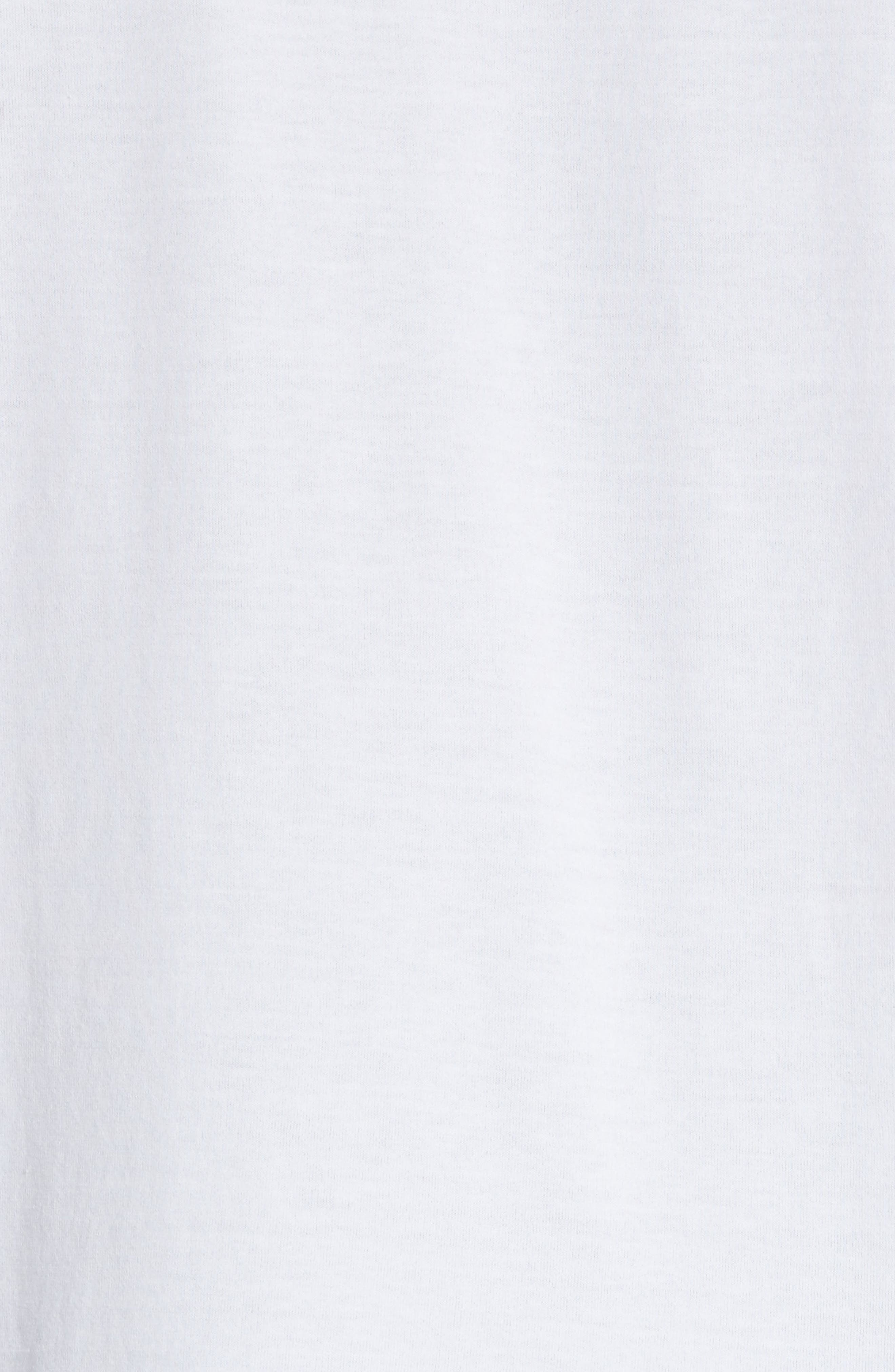 Couleurs T-Shirt,                             Alternate thumbnail 5, color,                             White