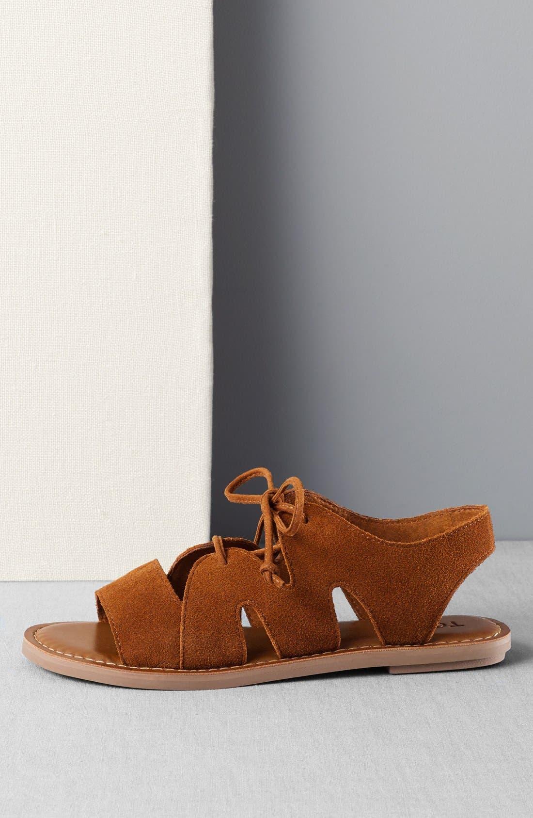 Alternate Image 5  - TOMS Calips Sandal (Women)