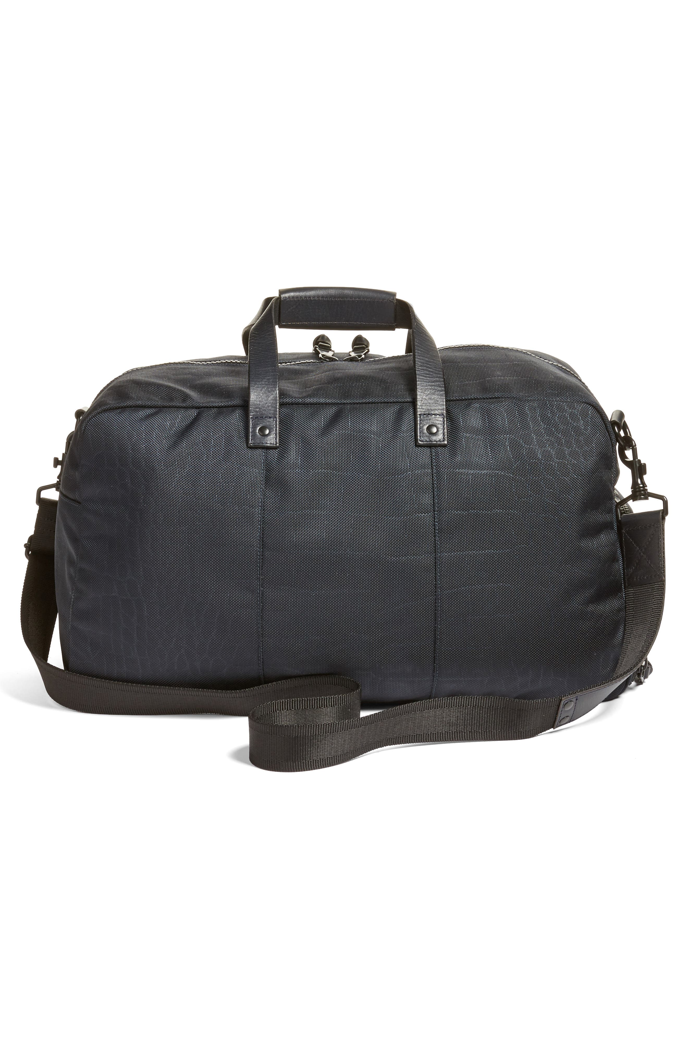 Duffel Bag,                             Alternate thumbnail 3, color,                             Navy