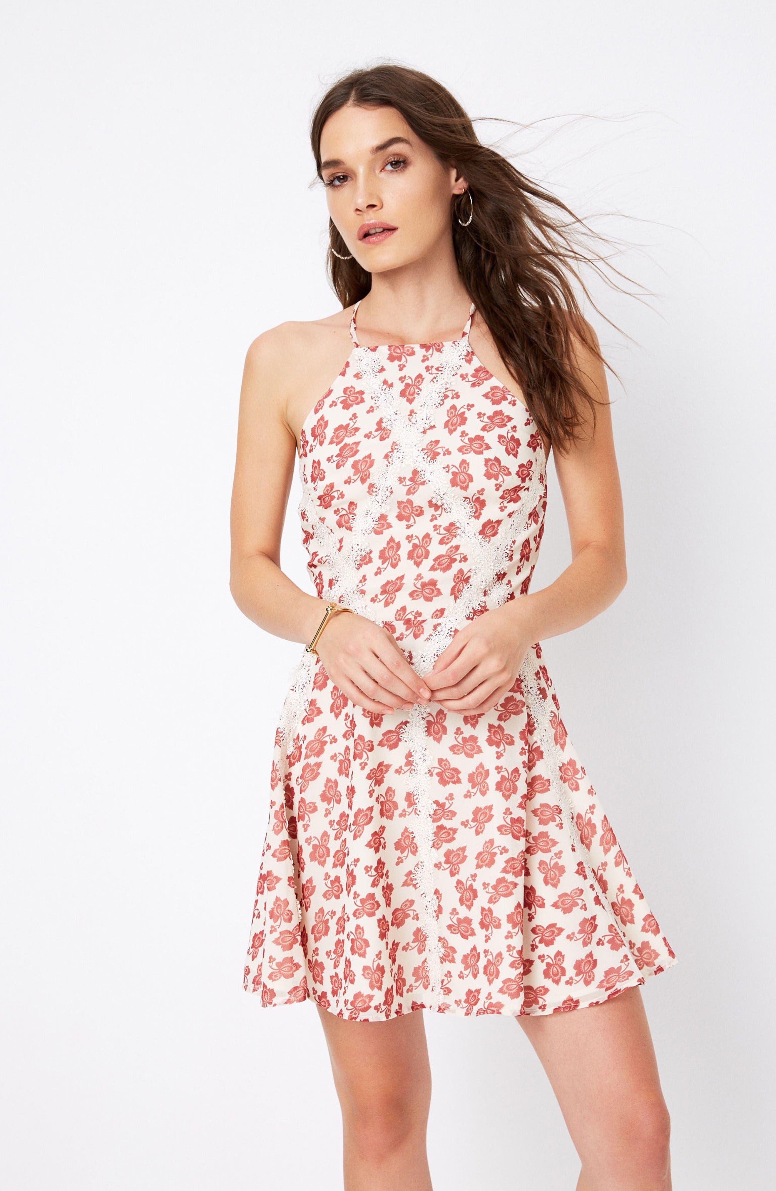 Alternate Image 2  - Tularosa Helix Dress
