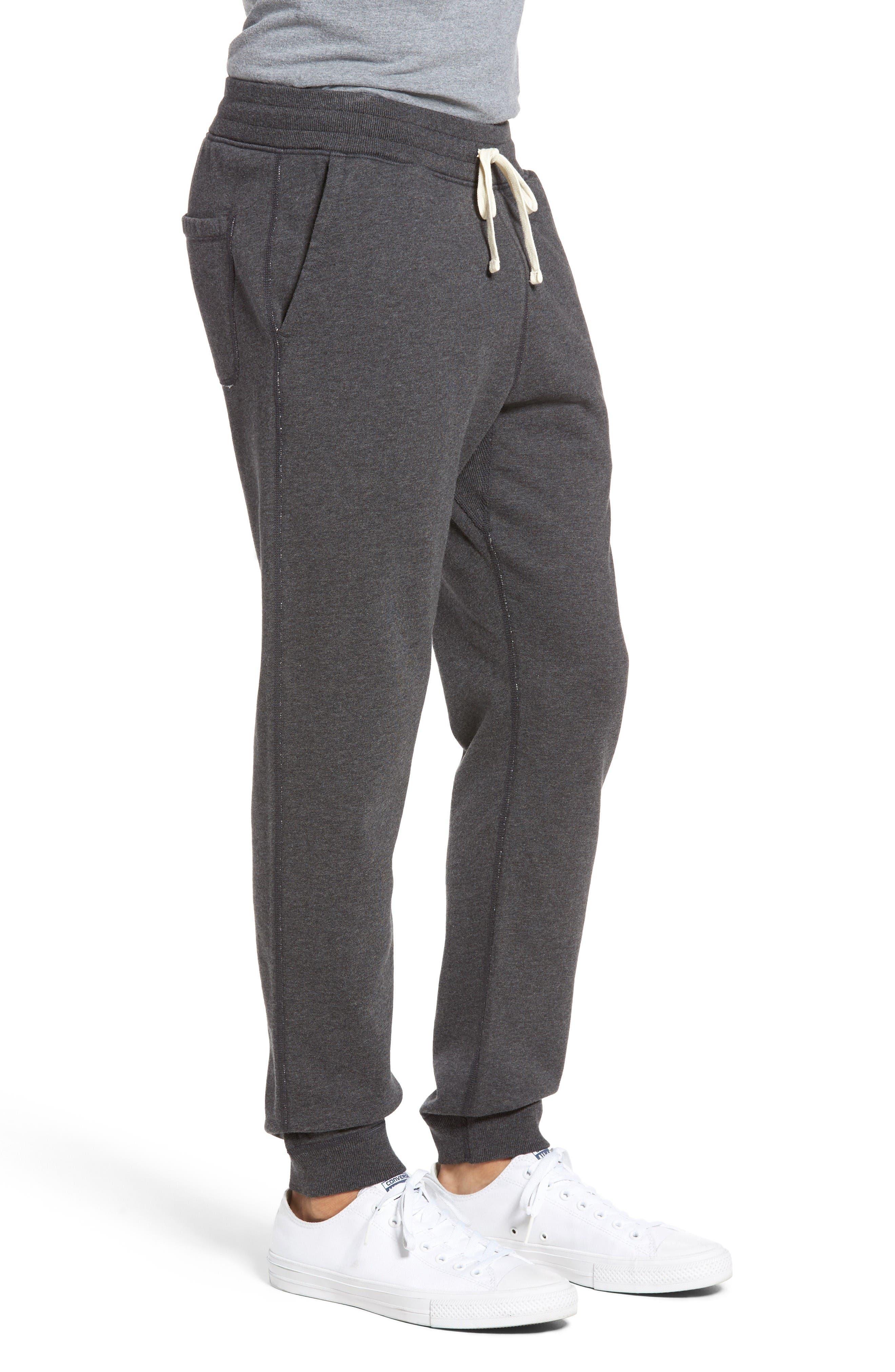 Alternate Image 4  - Reigning Champ Slim Fit Sweatpants