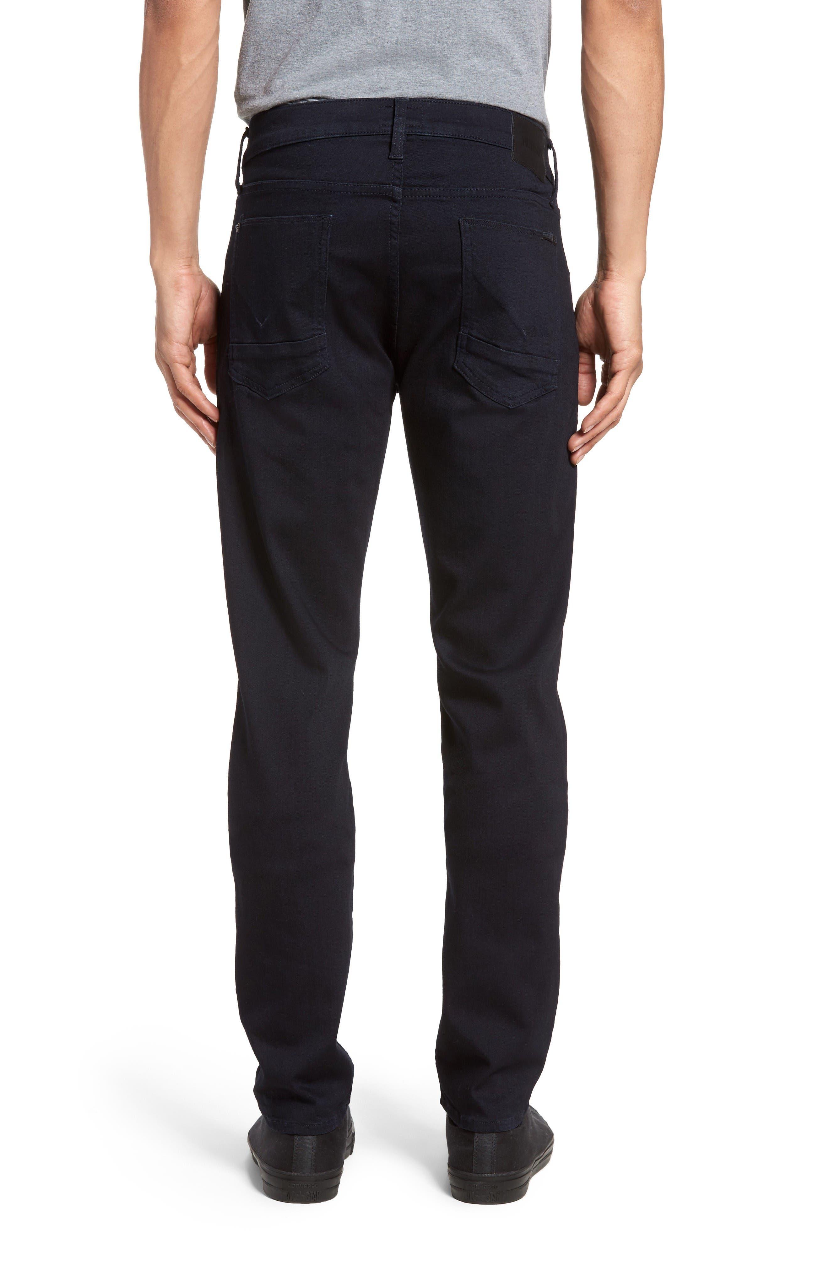 Blake Slim Fit Jeans,                             Alternate thumbnail 2, color,                             Hale Navy