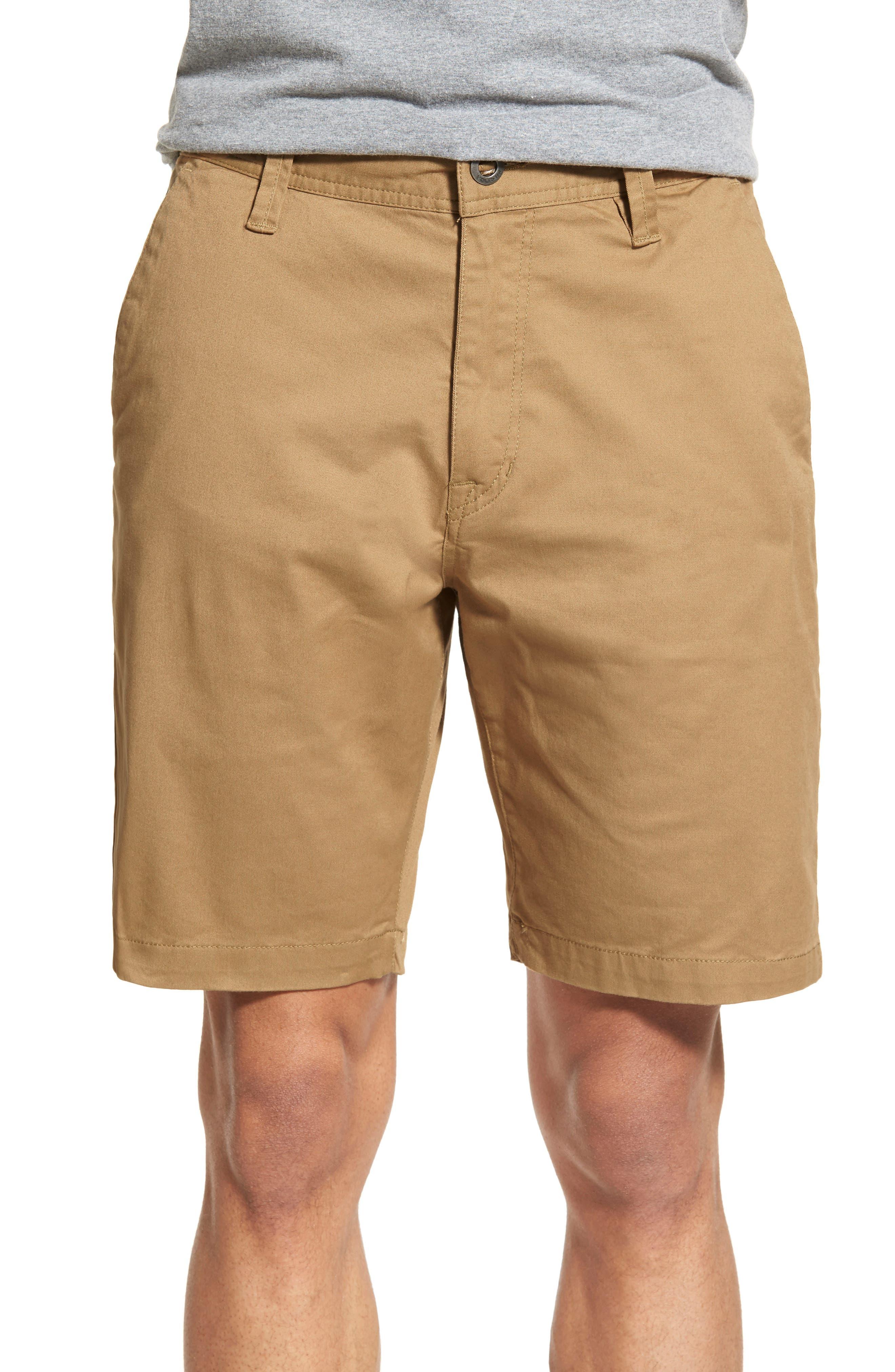 Alternate Image 1 Selected - Volcom Lightweight Shorts