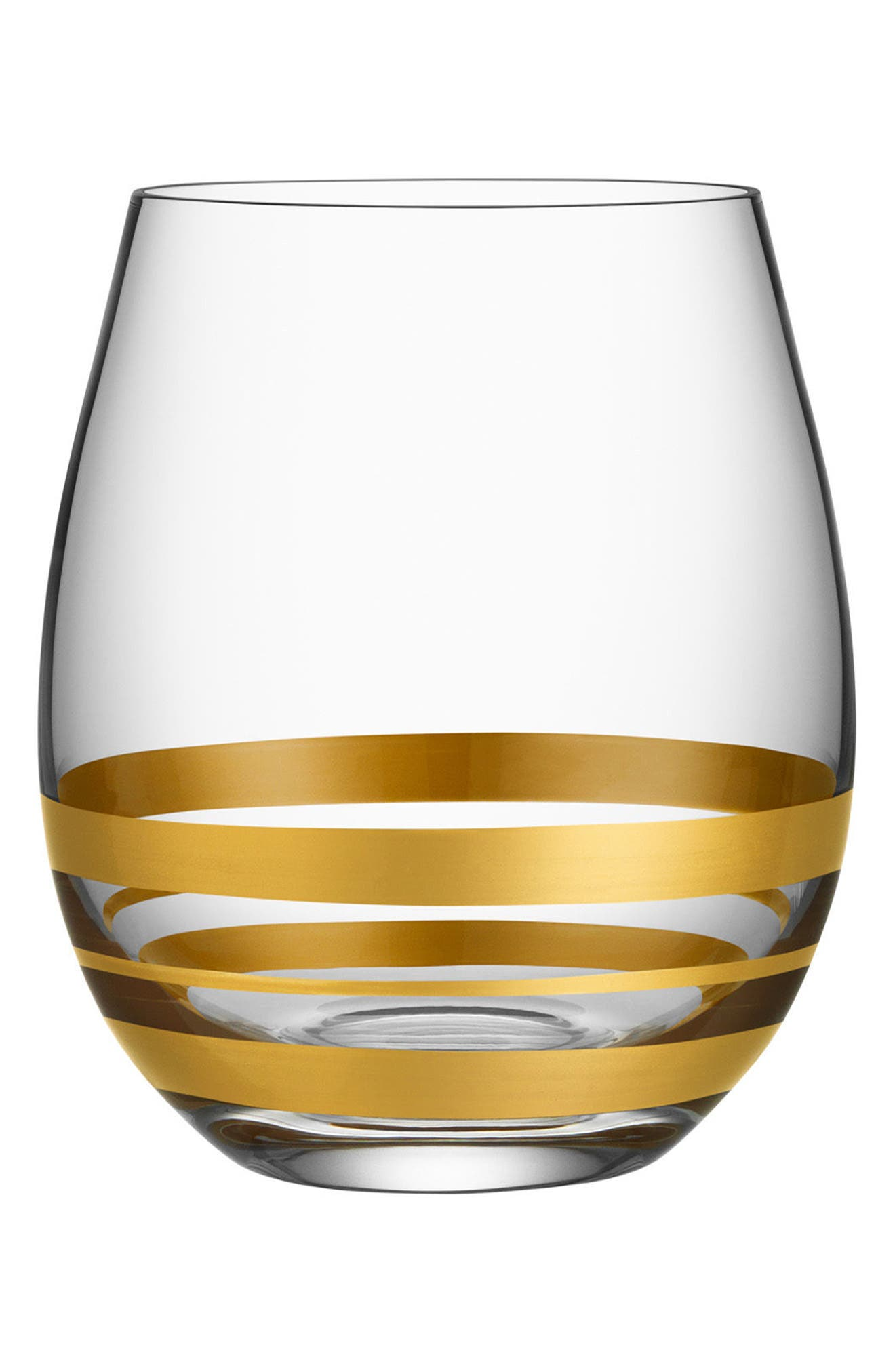 Alternate Image 1 Selected - Orrefors Morberg Collection Set of 4 Crystal Tumblers (Nordstrom Exclusive)