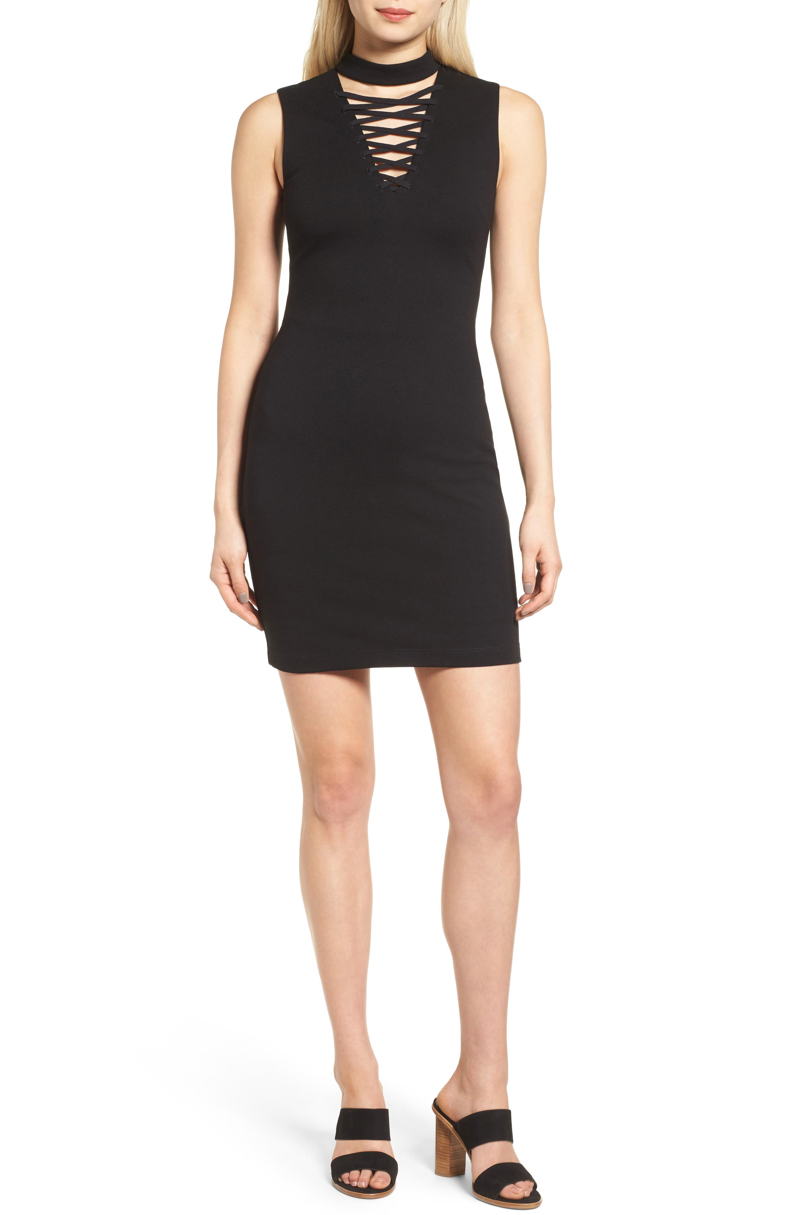 BAILEY 44 El Caiman Body-Con Dress
