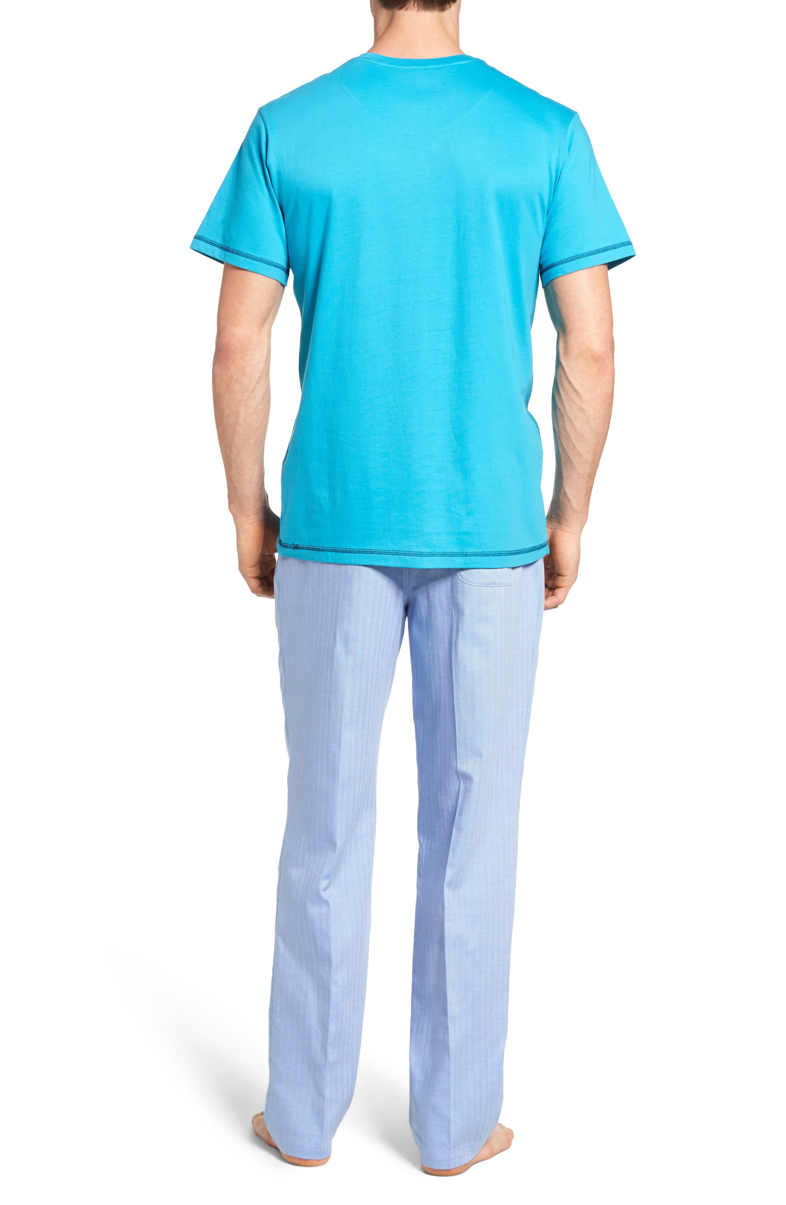 Alternate Image 2  - Robert Graham Fusion Pajama Set