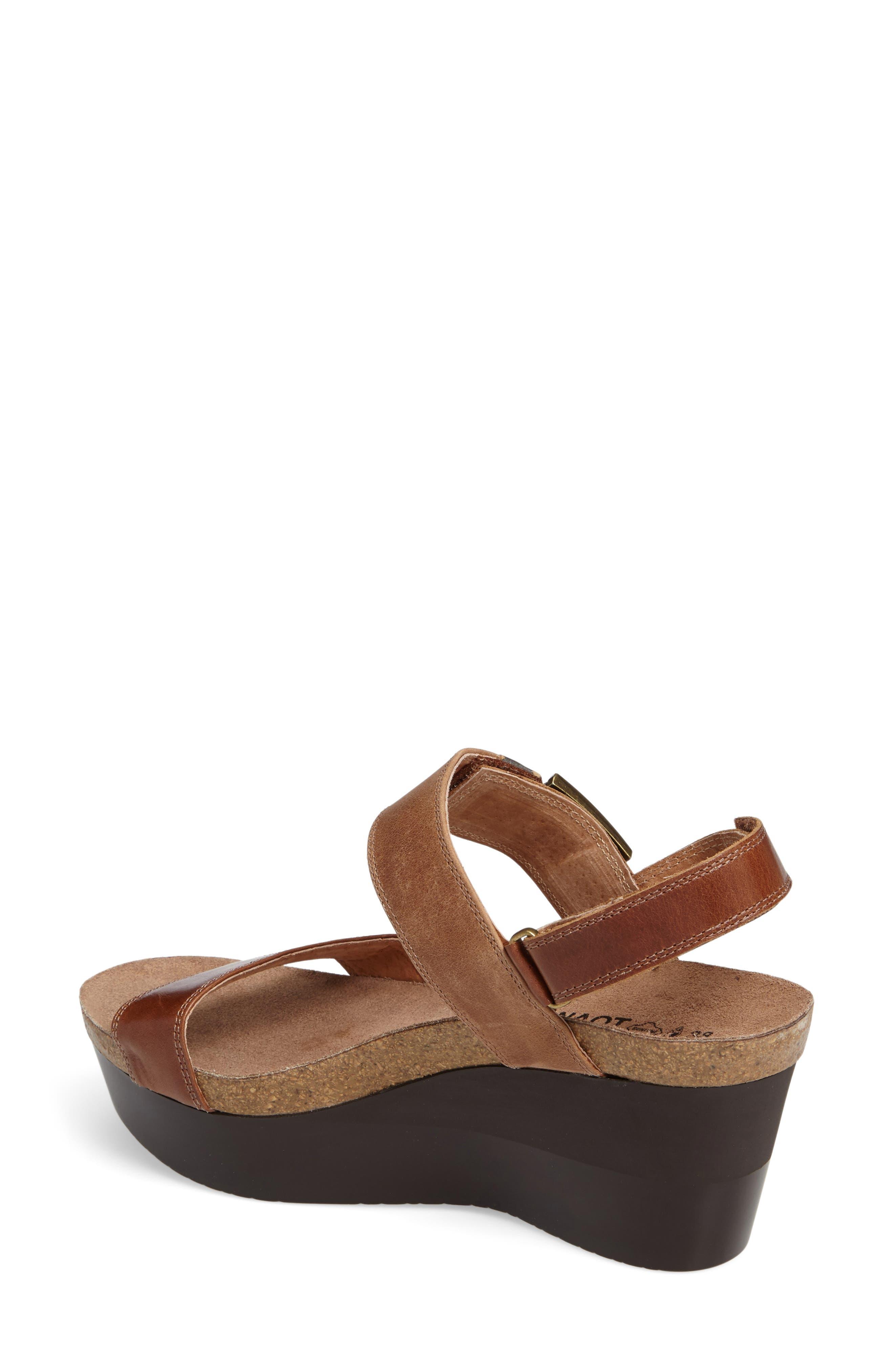 Alternate Image 2  - Naot Alpha Platform Wedge Sandal Sandal (Women)
