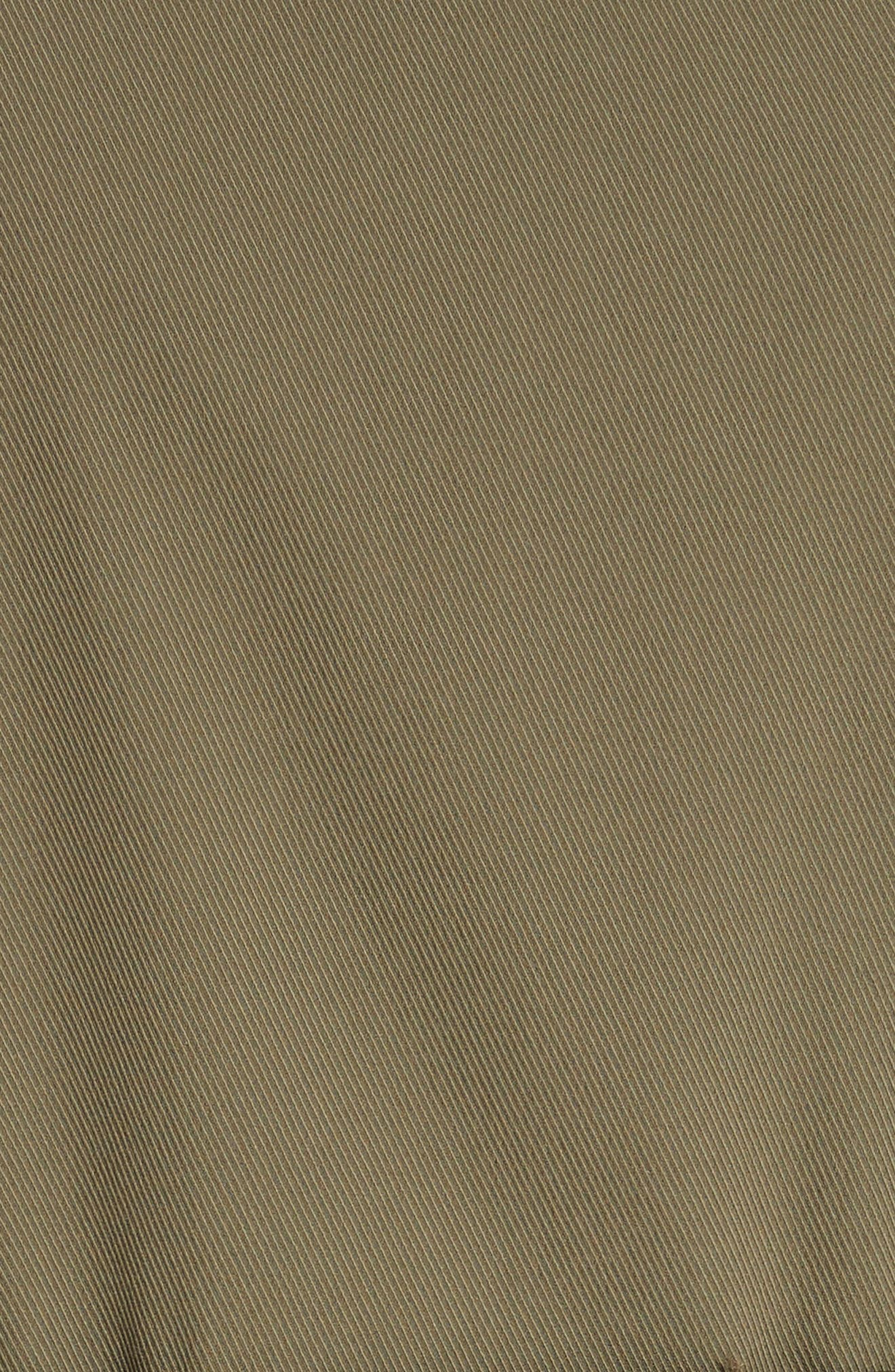 Camp Jacket,                             Alternate thumbnail 7, color,                             Army Green