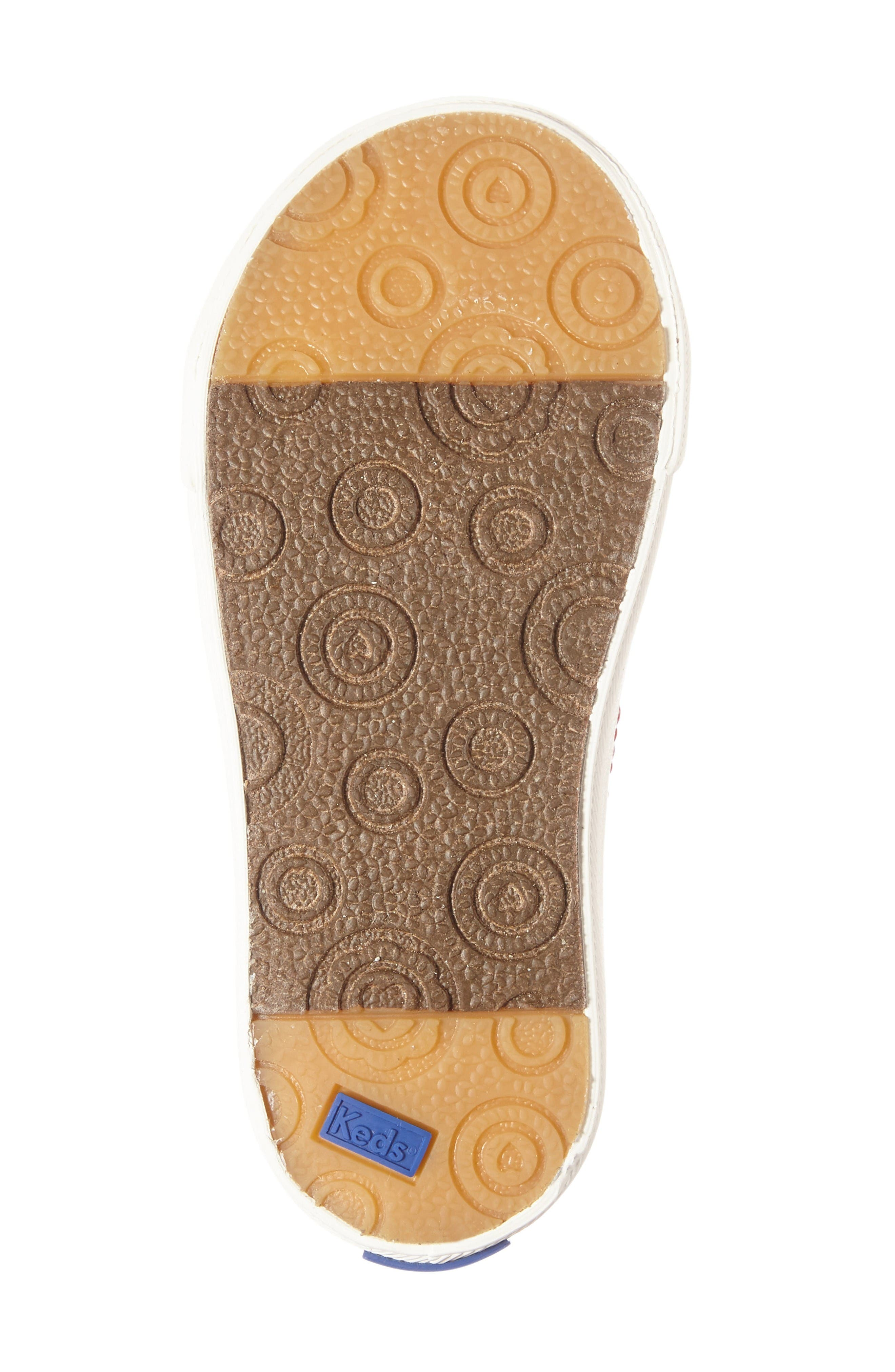 Alternate Image 4  - Keds® Pennant Double Up Sneaker (Baby, Walker & Toddler)