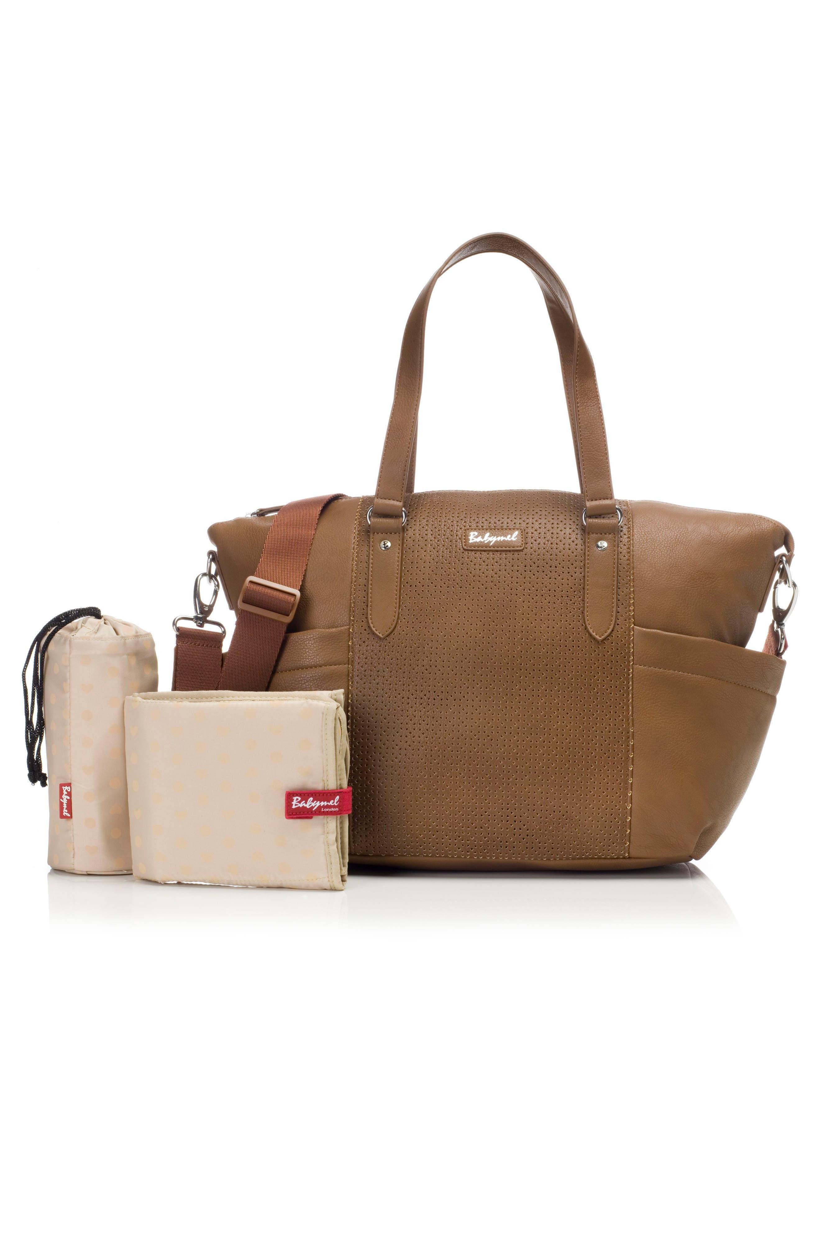 Alternate Image 2  - Babymel Anya Diaper Bag