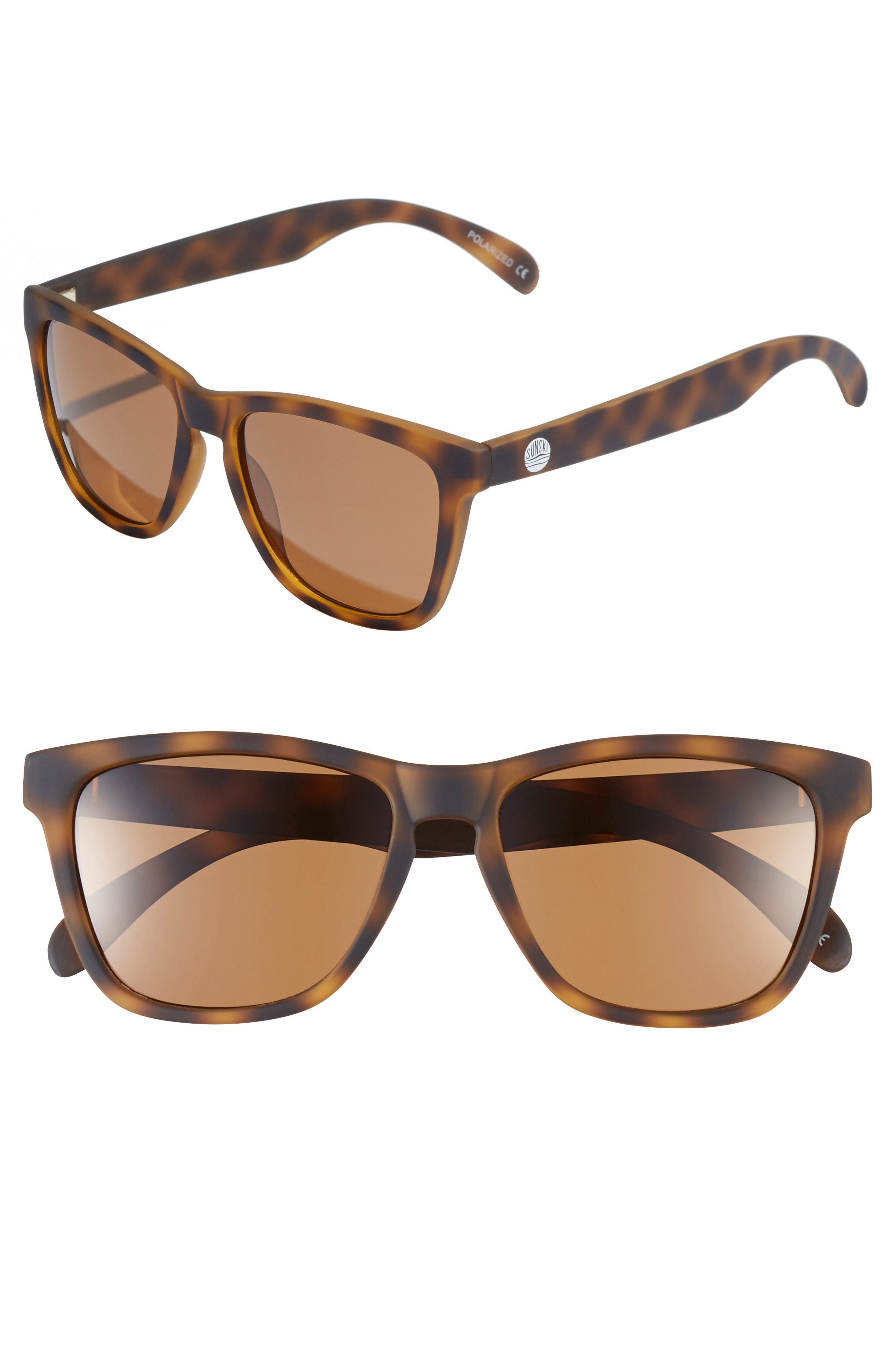 Main Image - Sunski Madrona 53mm Polarized Sunglasses