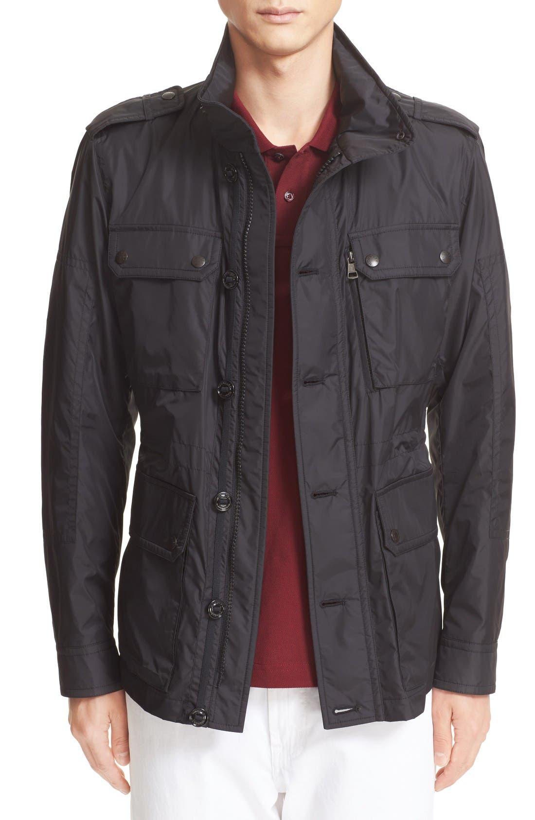 Main Image - Moncler Cristian Field Coat