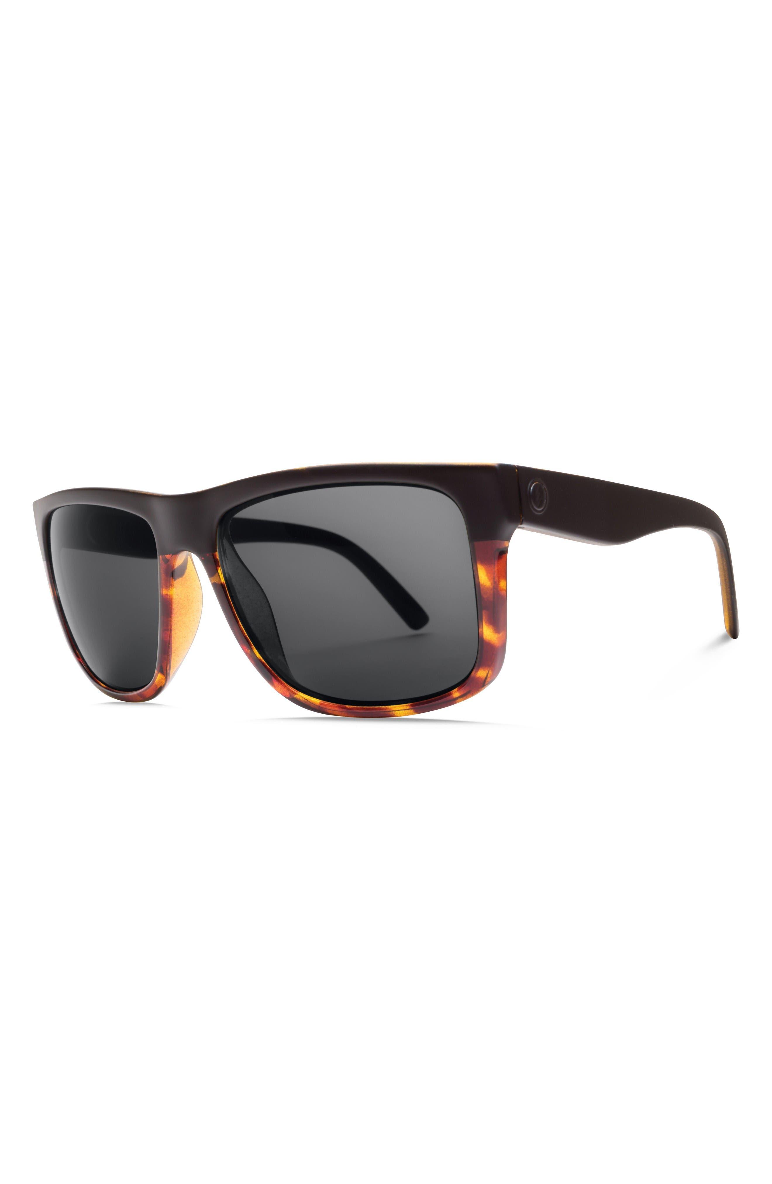 Swingarm XL 59mm Sunglasses,                             Alternate thumbnail 2, color,                             Darkside Tortoise/ Grey