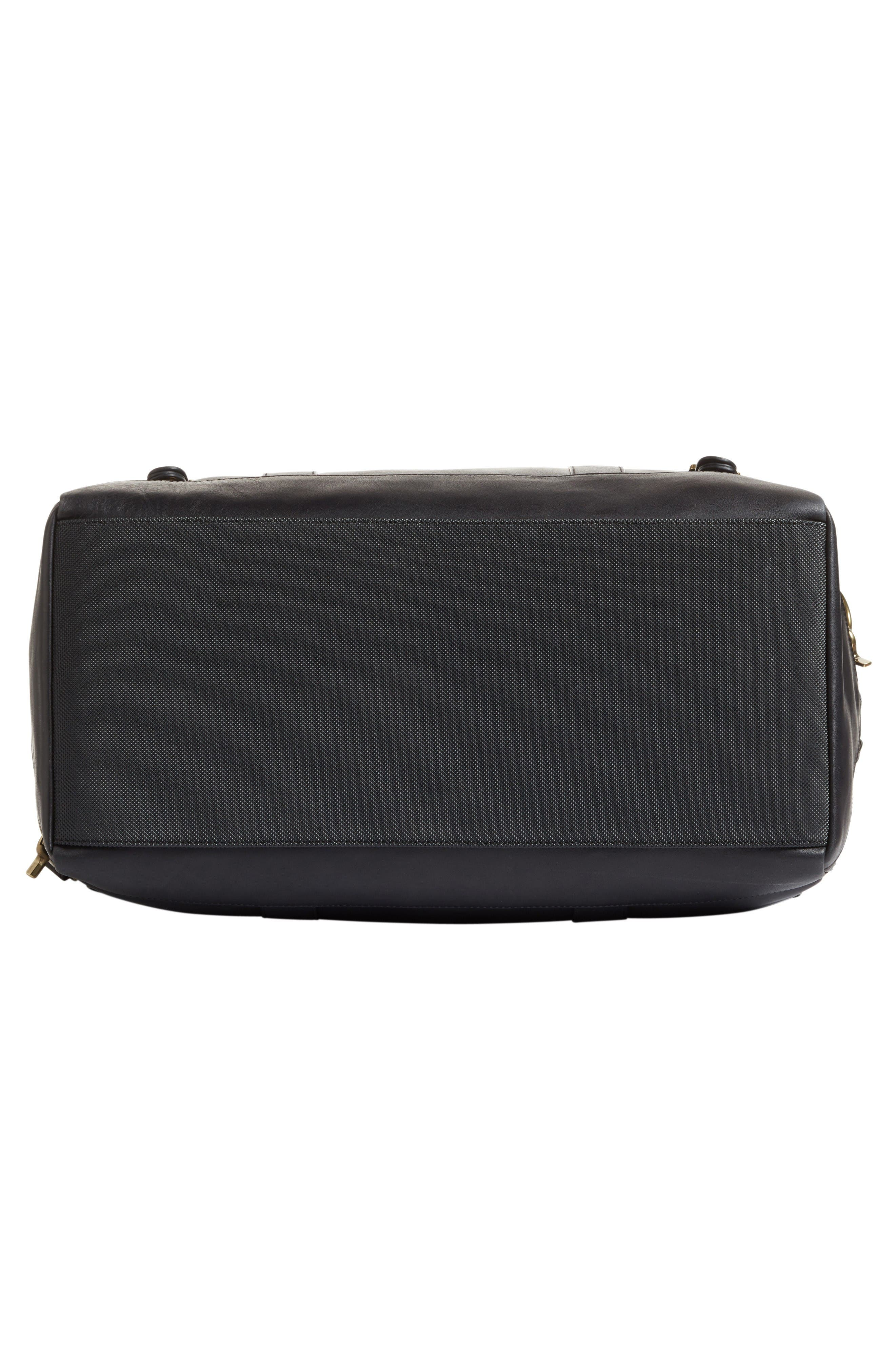 Alternate Image 6  - Cole Haan Leather Duffel Bag