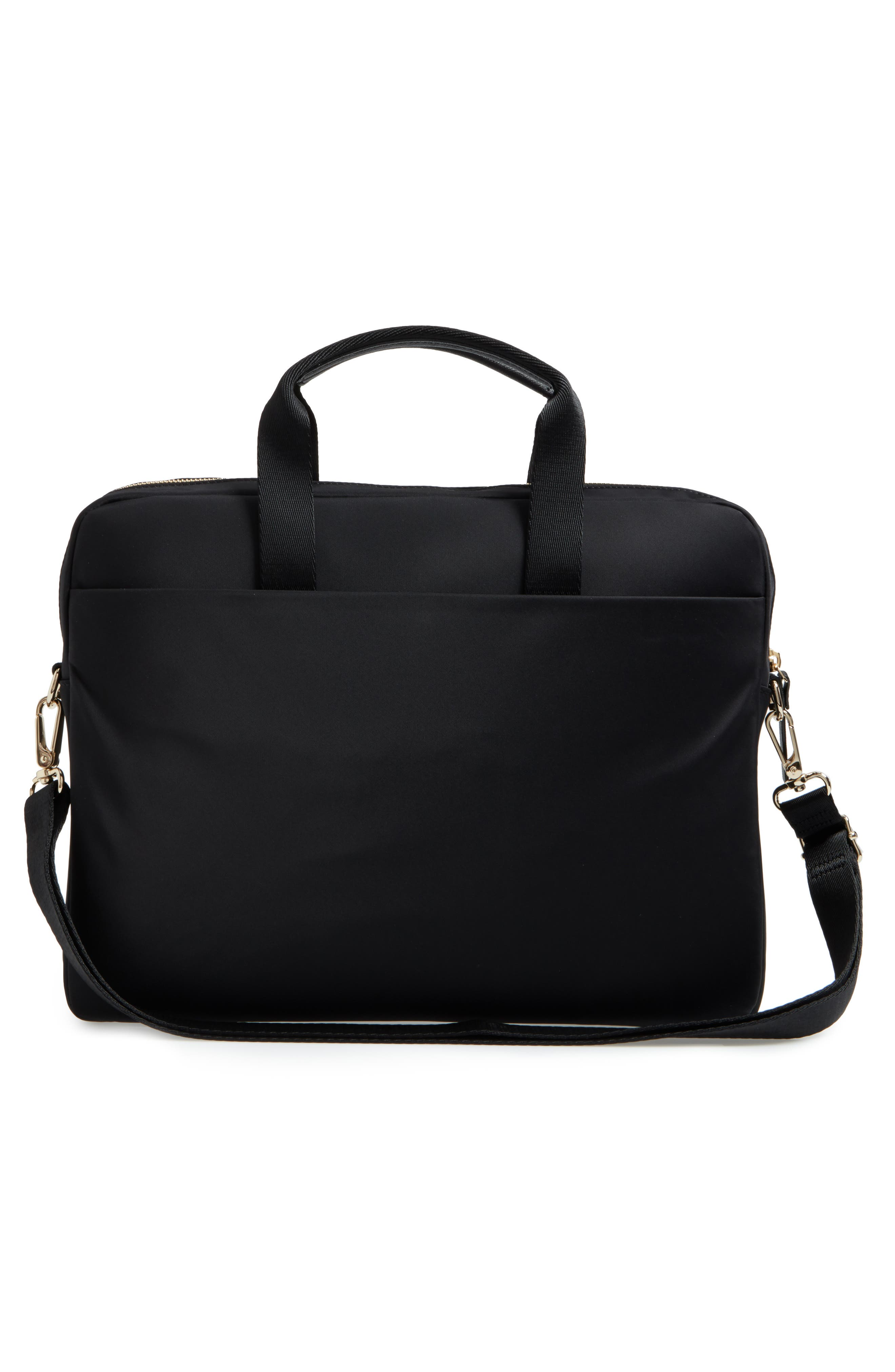 laptop case,                             Alternate thumbnail 2, color,                             Black
